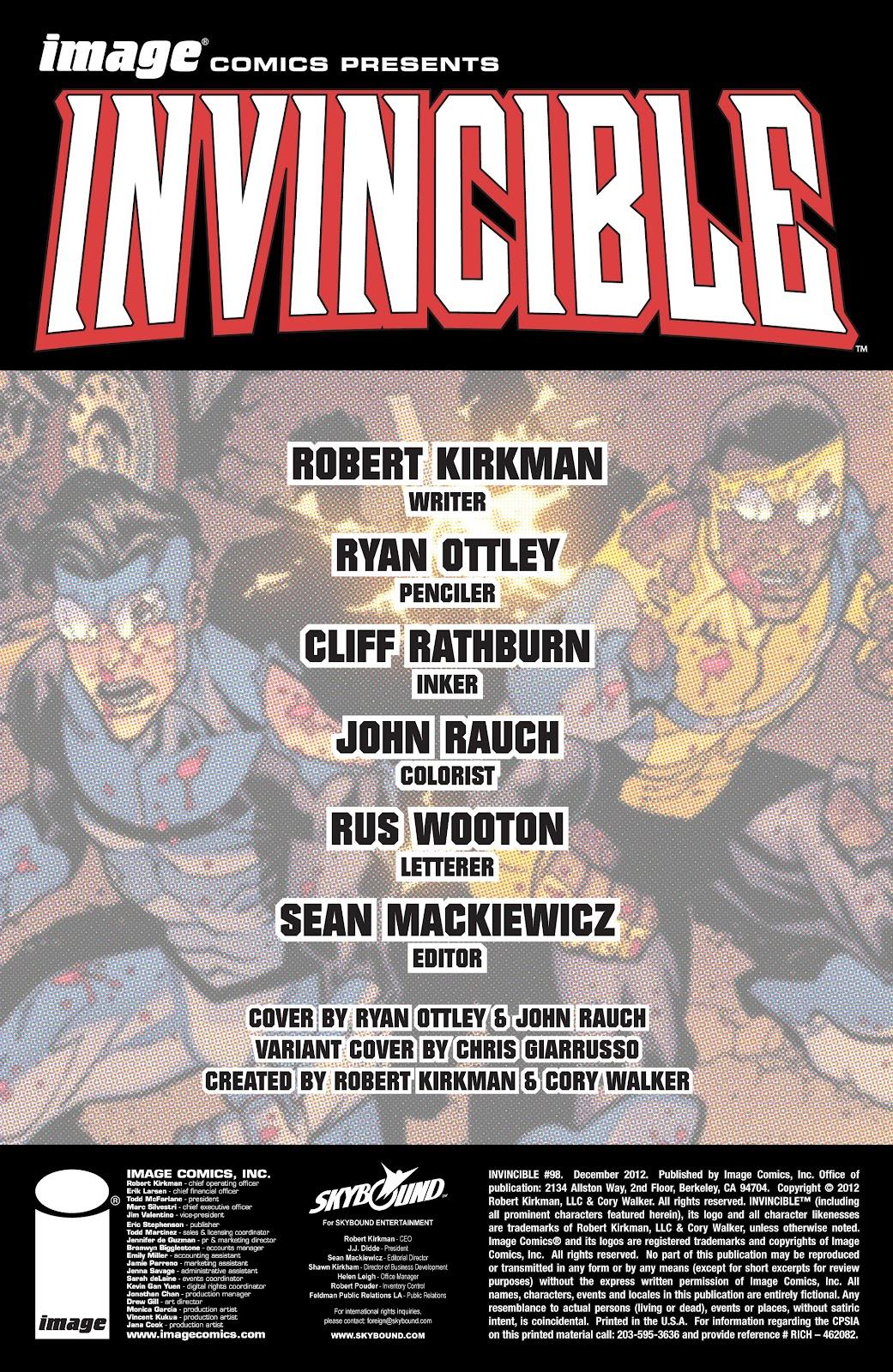 Invincible (2003) 98 Page 2
