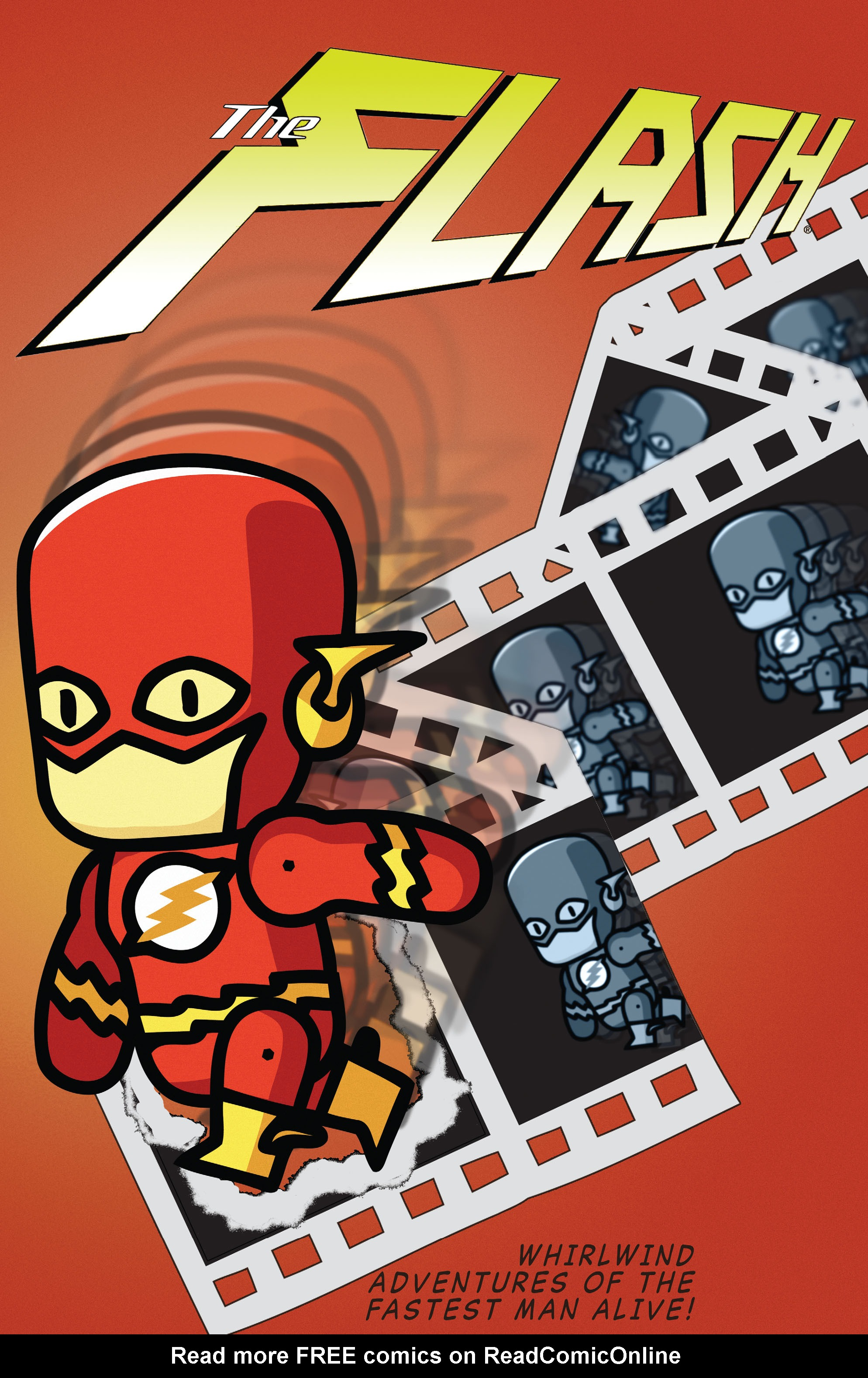 Read online The Flash (2011) comic -  Issue # _TPB 5 - 127
