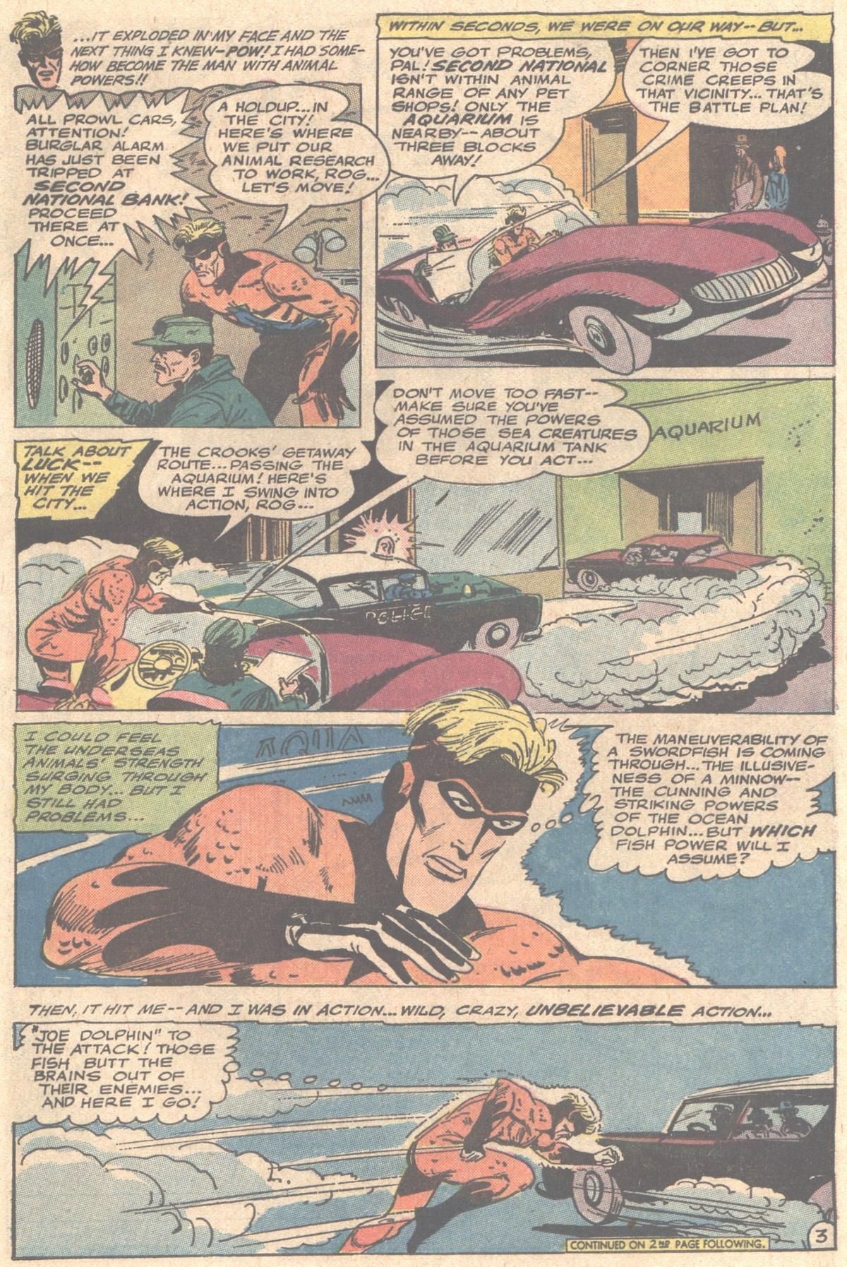 Read online Adventure Comics (1938) comic -  Issue #420 - 17