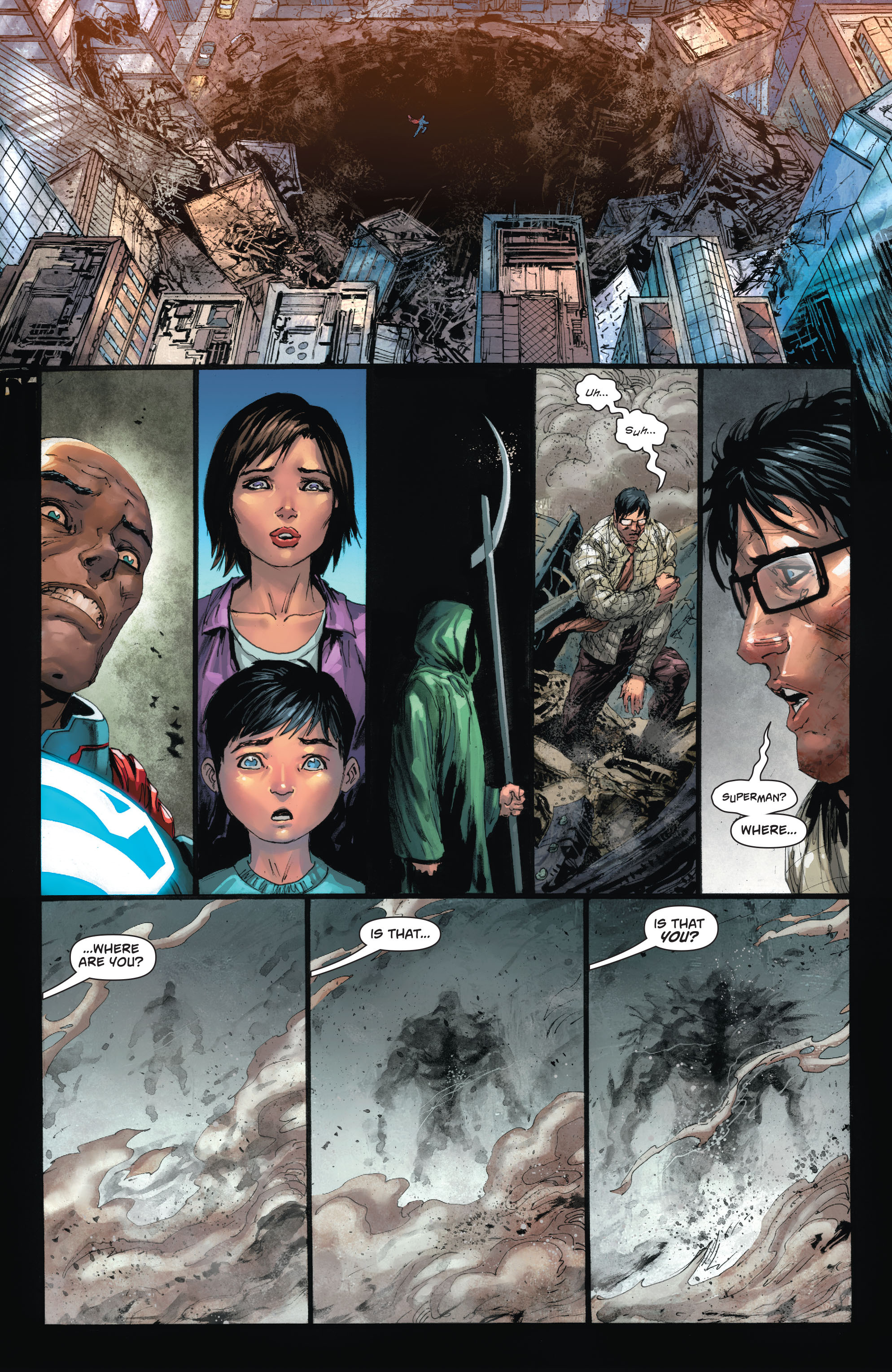 Read online Action Comics (2016) comic -  Issue #959 - 20