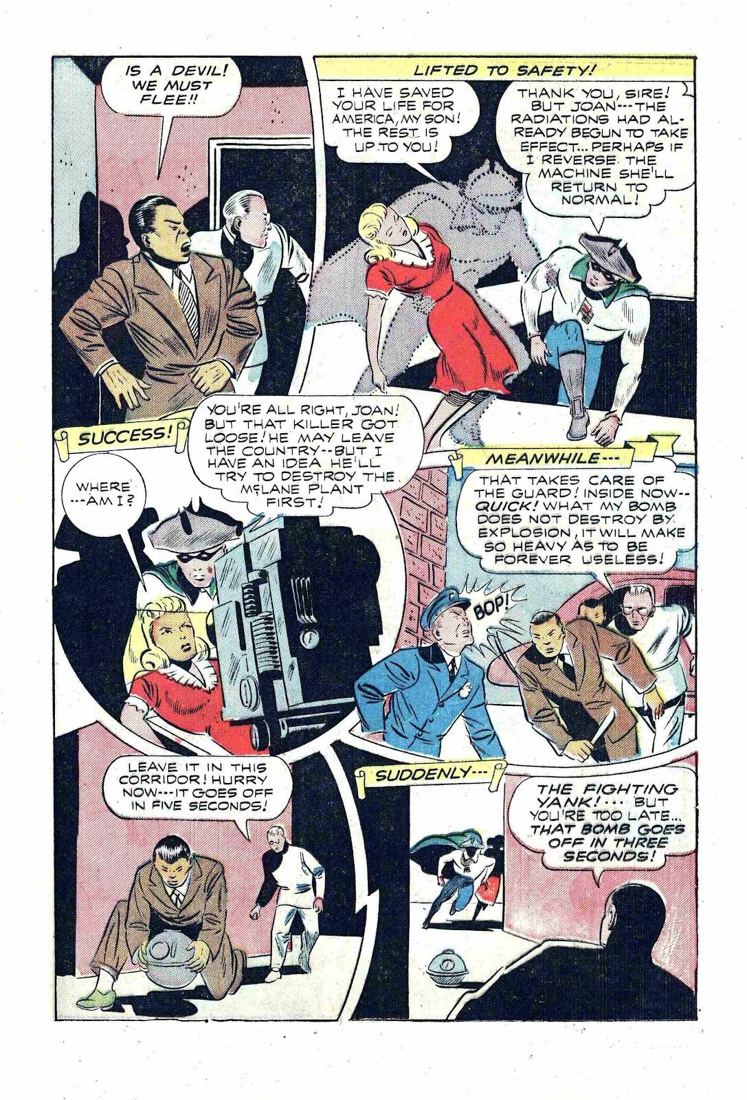 Read online America's Best Comics comic -  Issue #13 - 23