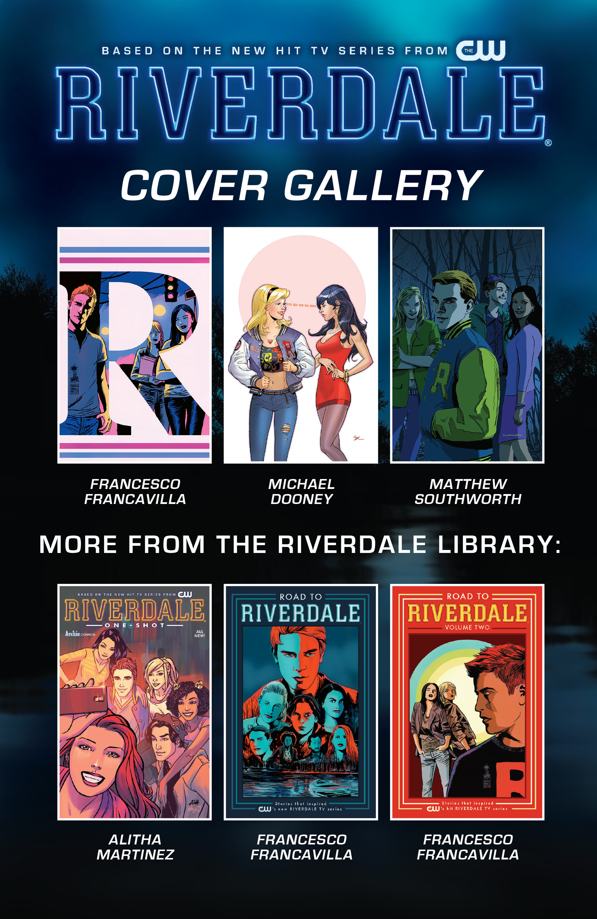 Read online Riverdale comic -  Issue #2 - 28