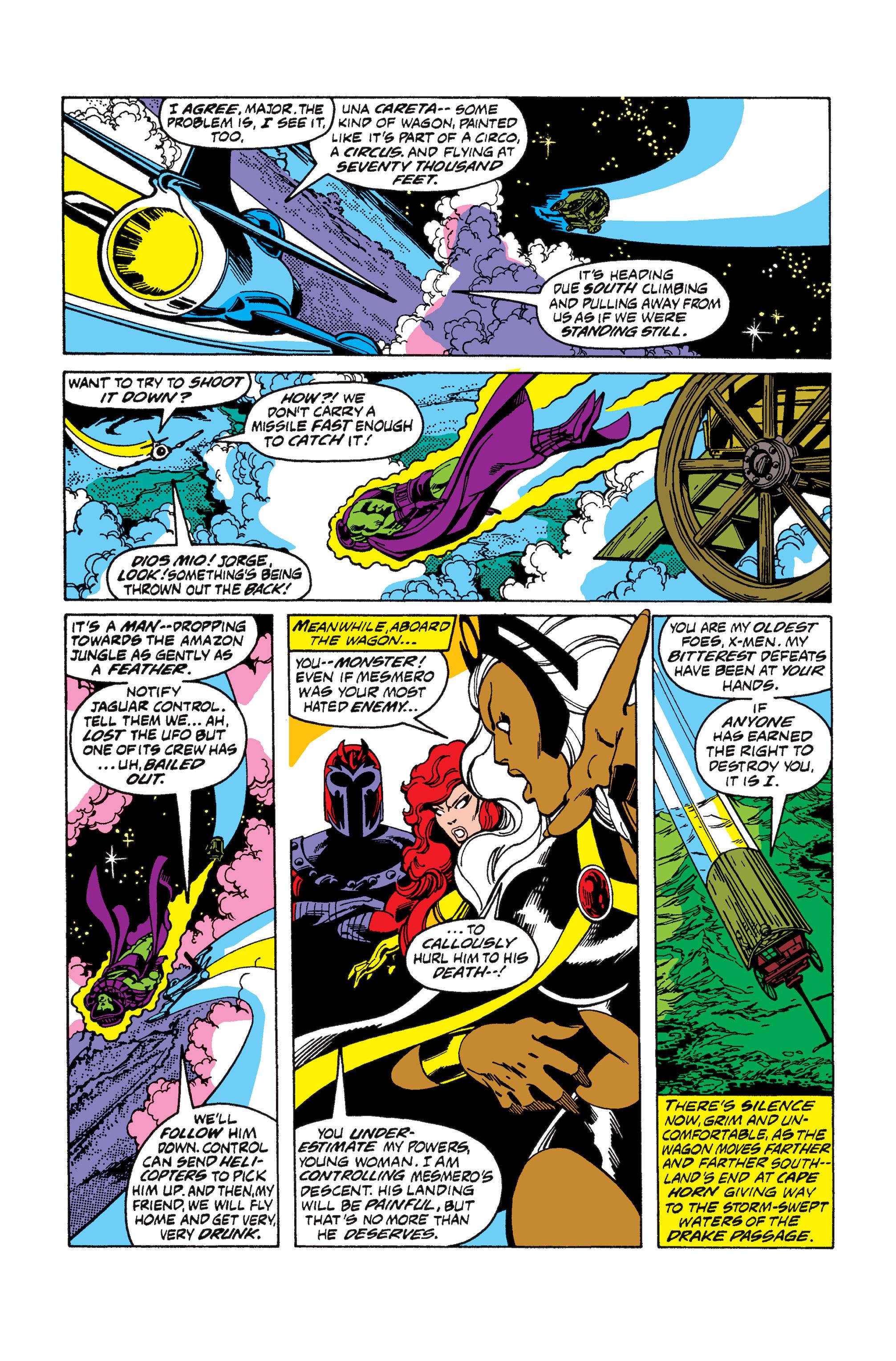 Uncanny X-Men (1963) 112 Page 7