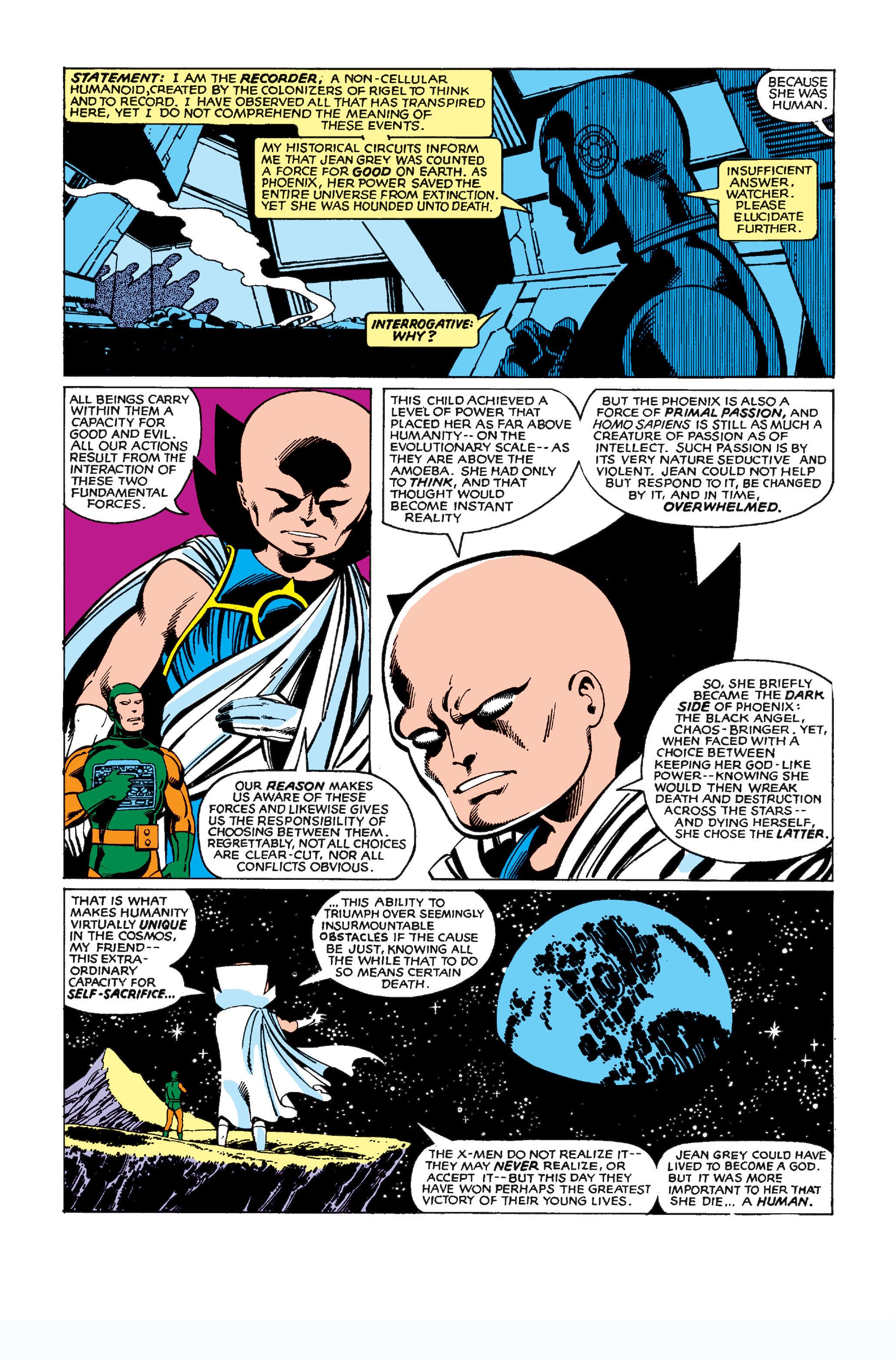 Uncanny X-Men (1963) 137 Page 34