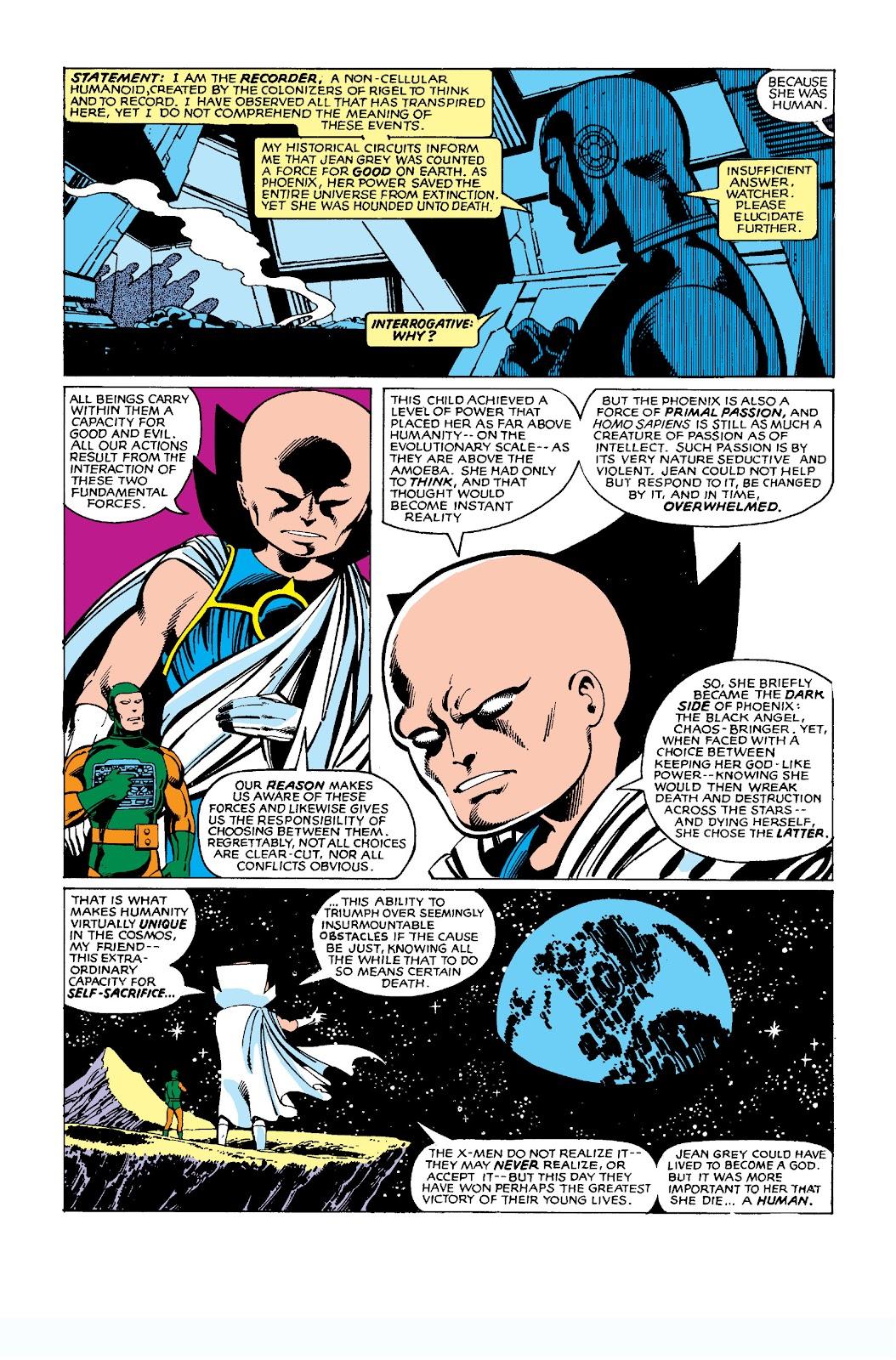 Uncanny X-Men (1963) issue 137 - Page 35