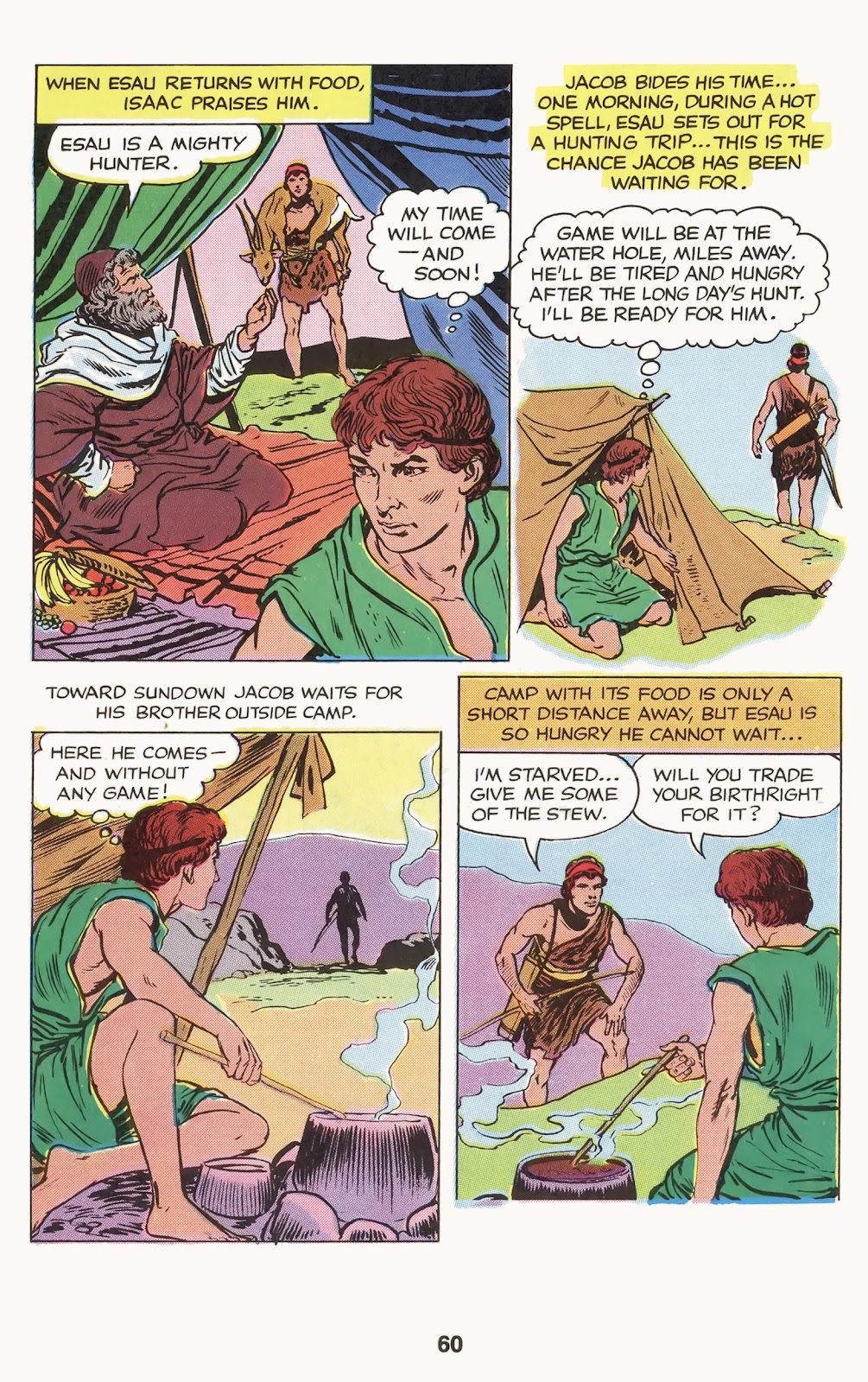 The Picture Bible issue TPB (Part 1) - Page 62