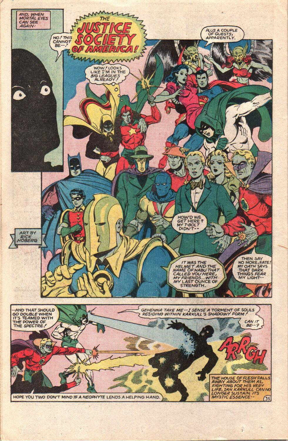 Read online All-Star Squadron comic -  Issue # _Annual 3 - 42