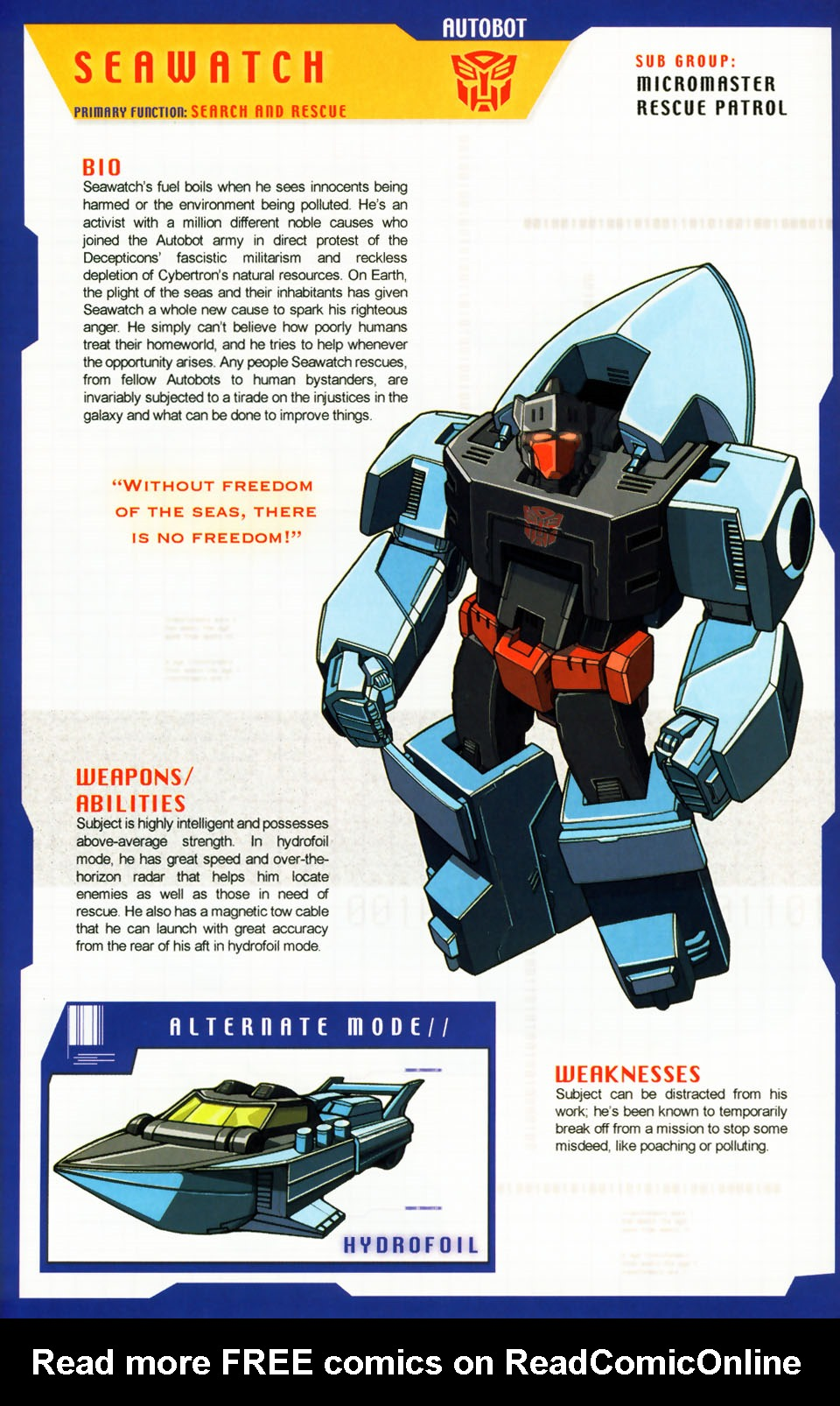 Read online Transformers: More than Meets the Eye comic -  Issue #5 - 61
