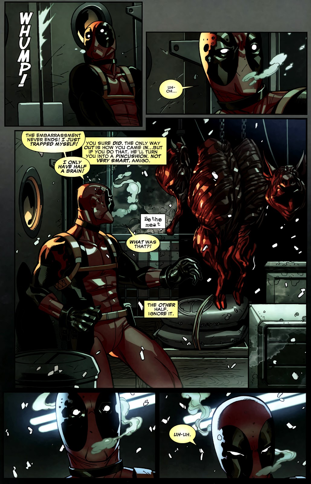 Read online Deadpool (2008) comic -  Issue #11 - 15