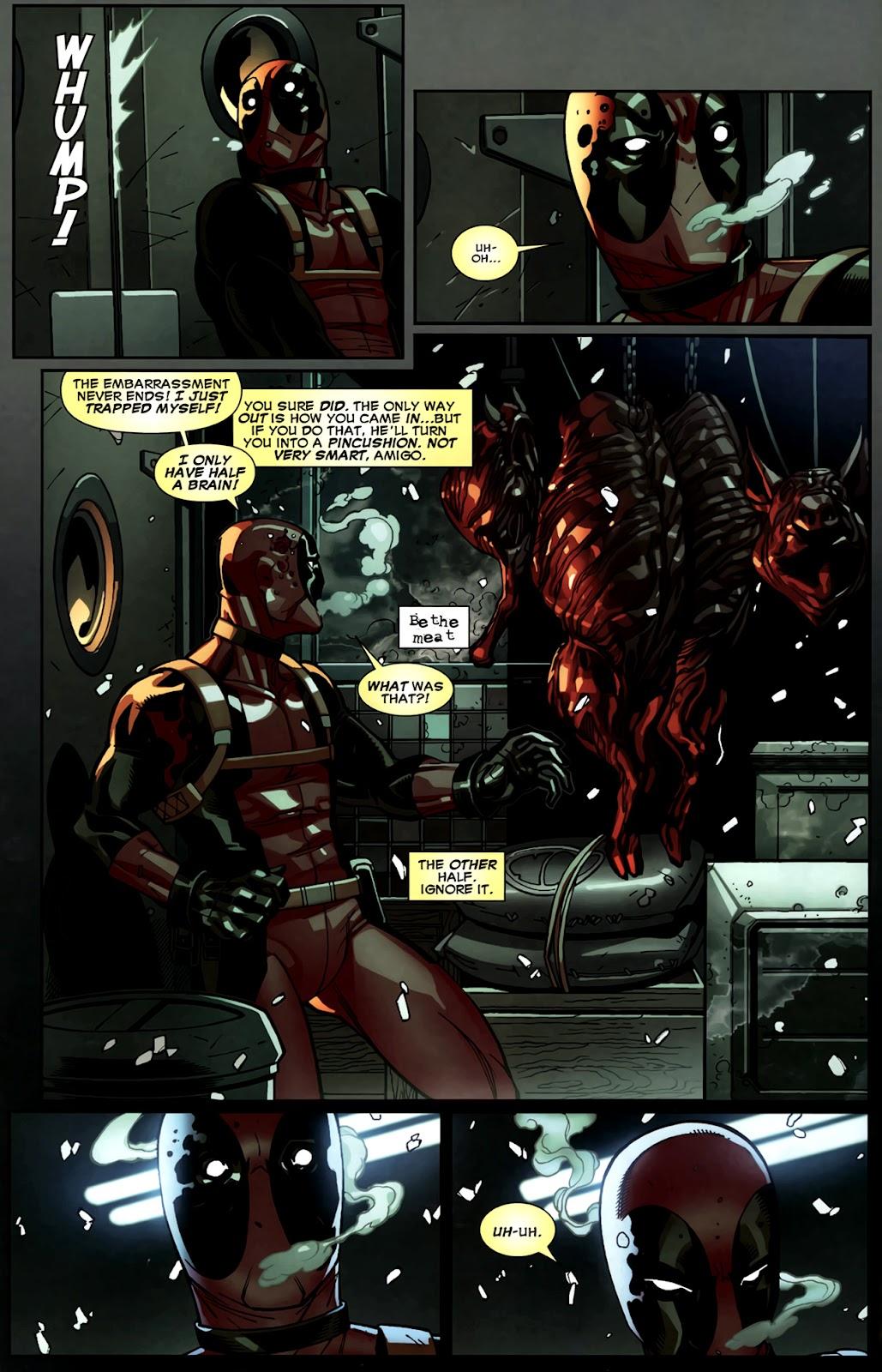 Read online Deadpool (2008) comic -  Issue #11 - 15
