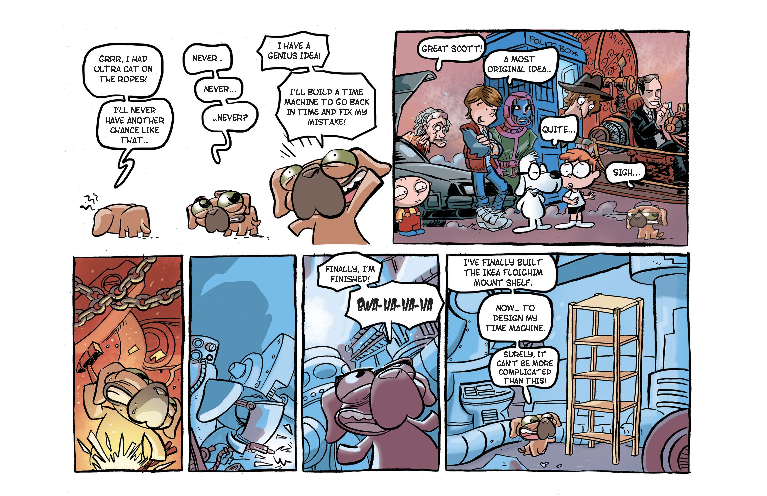 Read online Ultracat comic -  Issue #3 - 23