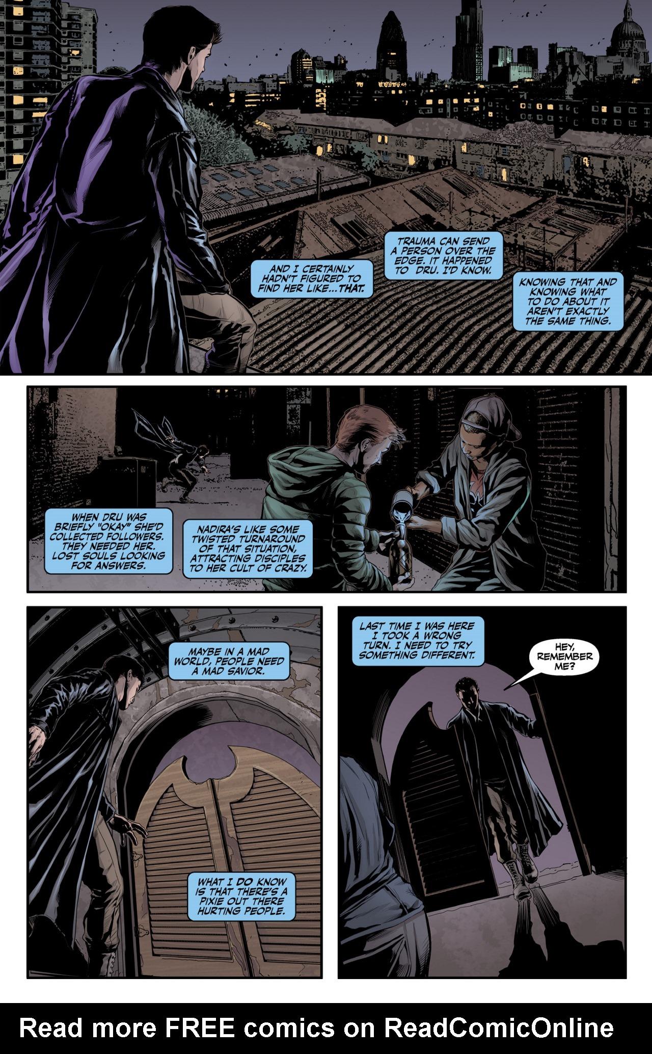 Read online Angel & Faith Season 10 comic -  Issue #2 - 9