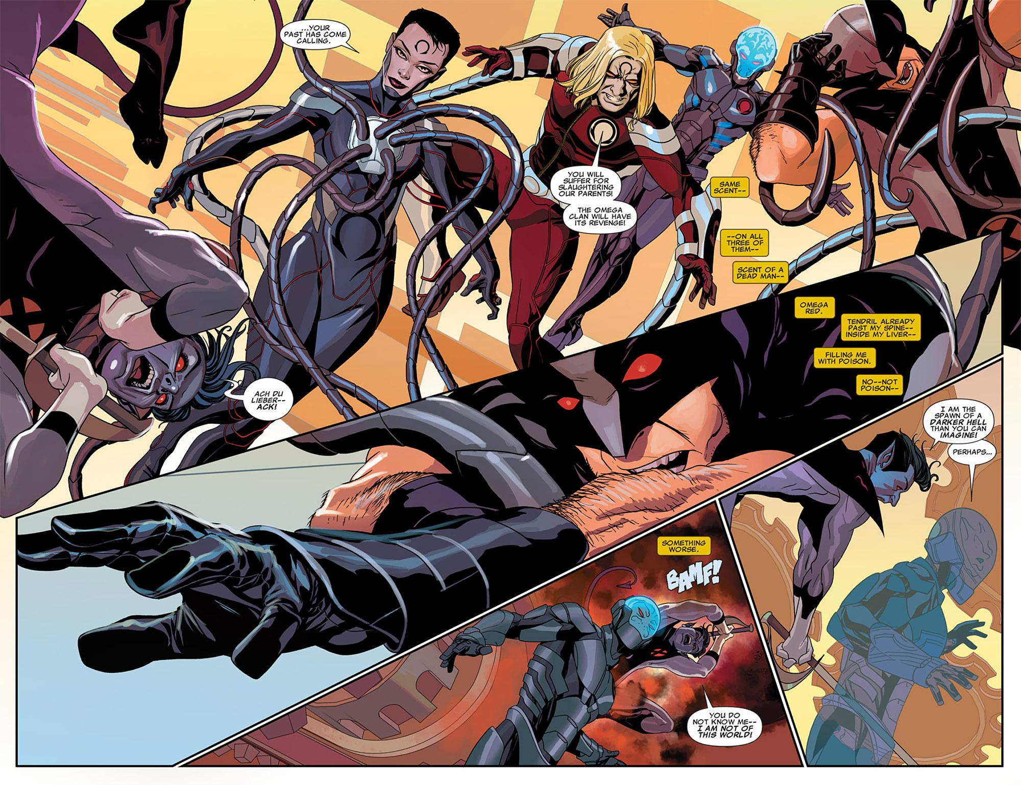 Uncanny X-Force (2010) #25 #27 - English 18