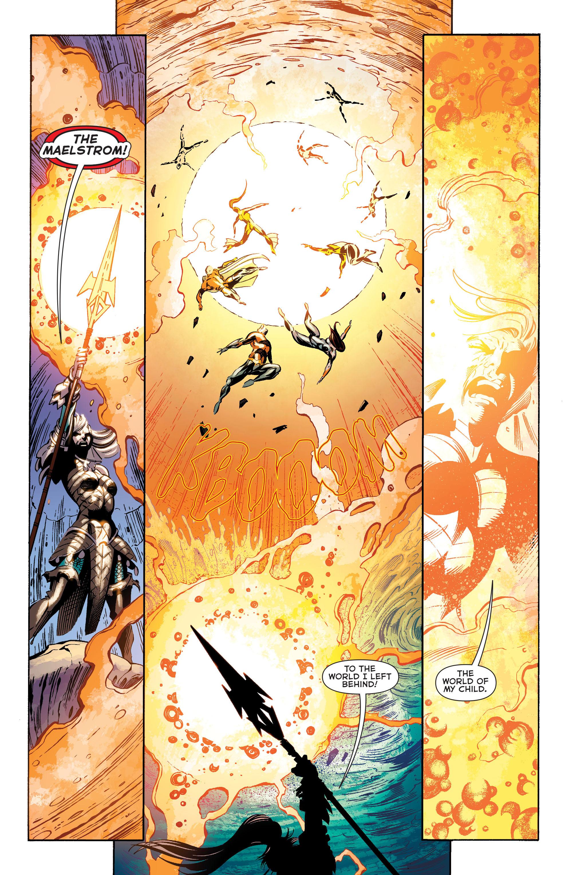 Read online Aquaman (2011) comic -  Issue #40 - 16