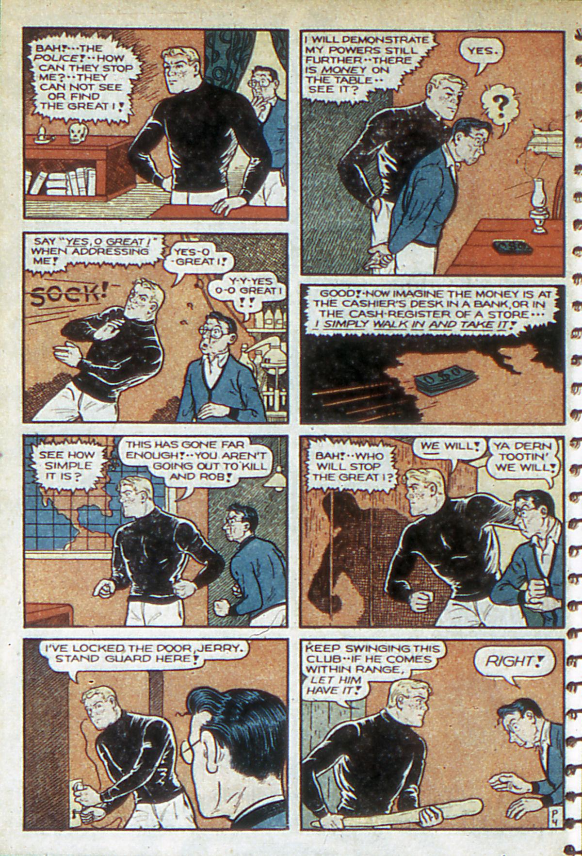 Read online Adventure Comics (1938) comic -  Issue #52 - 50
