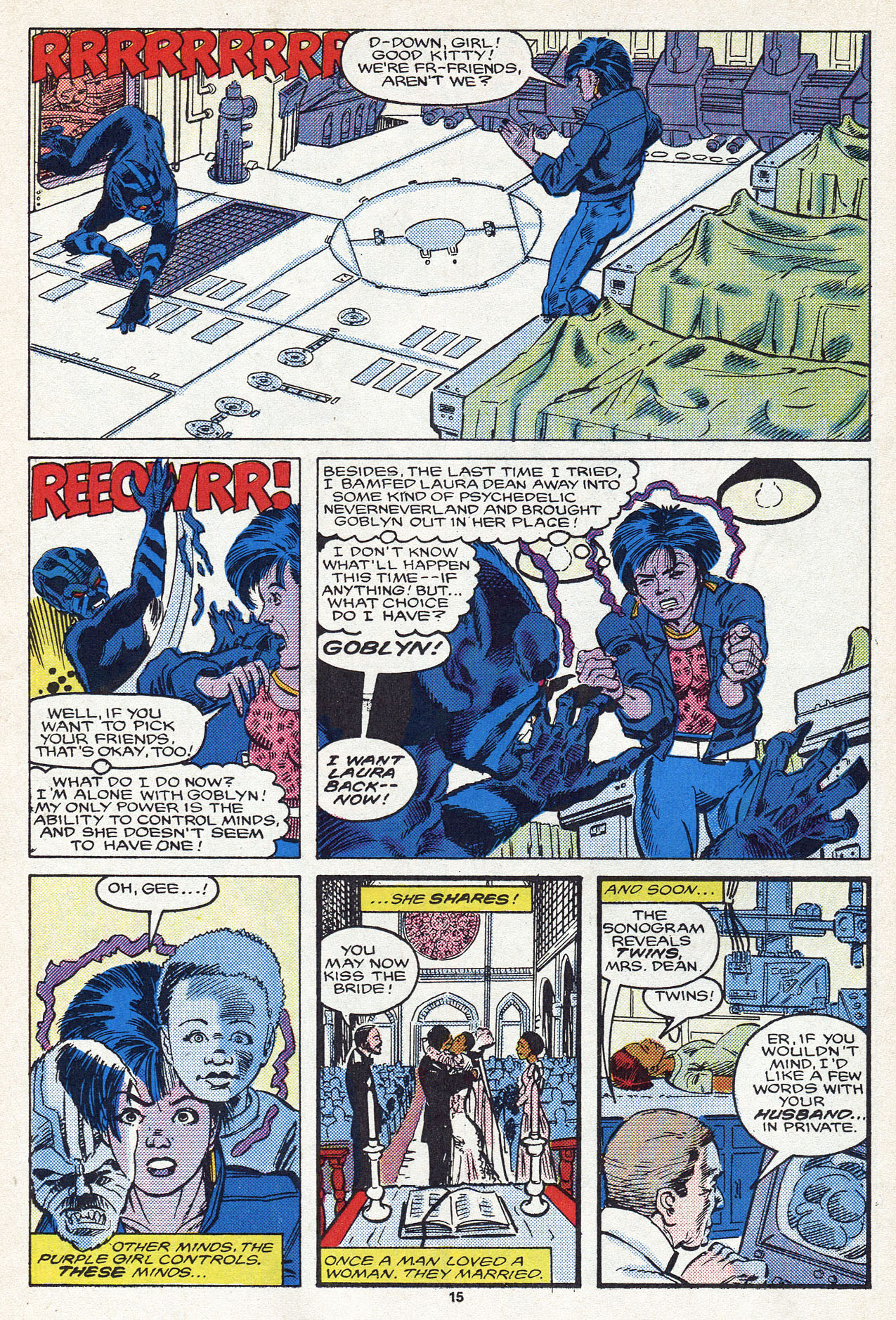 Read online Alpha Flight (1983) comic -  Issue #54 - 21