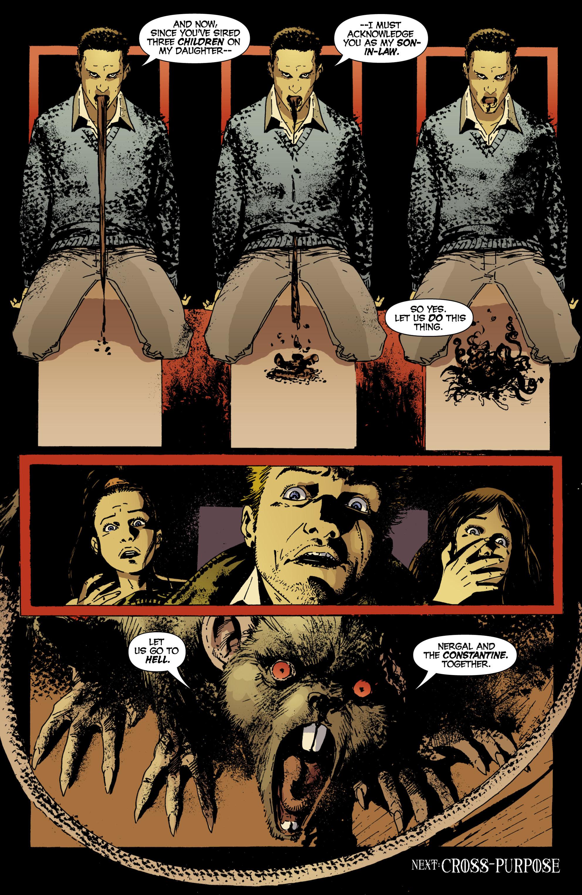 Hellblazer issue 205 - Page 23