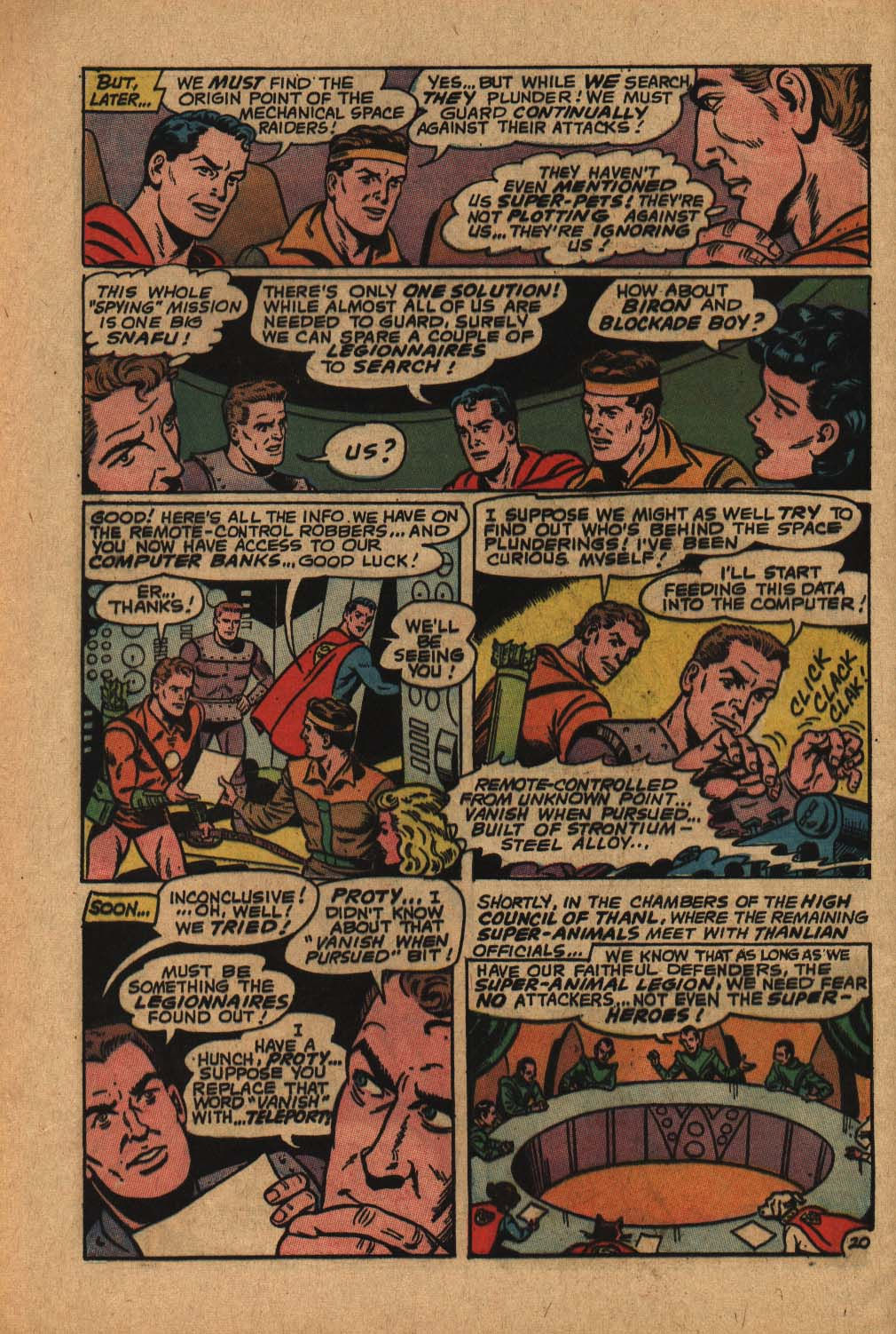 Read online Adventure Comics (1938) comic -  Issue #364 - 28