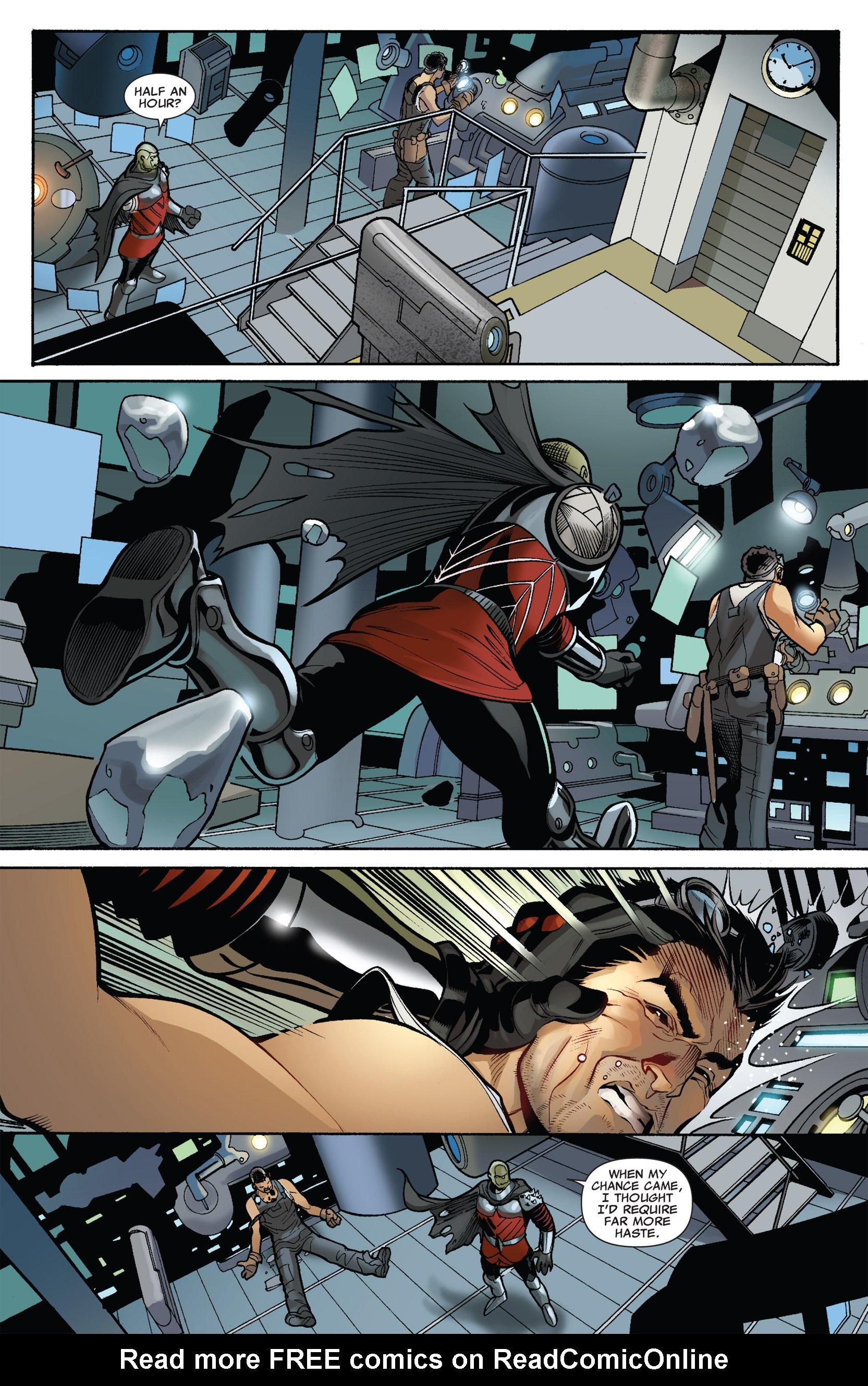 Read online Uncanny X-Men (1963) comic -  Issue #536 - 19