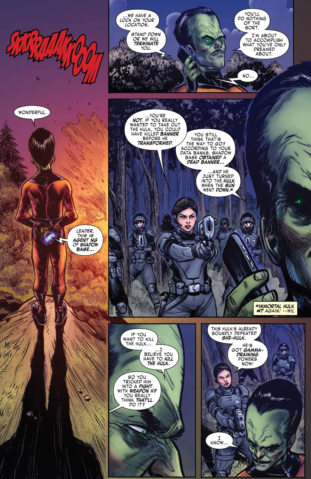 Read online Hulkverines comic -  Issue #1 - 20