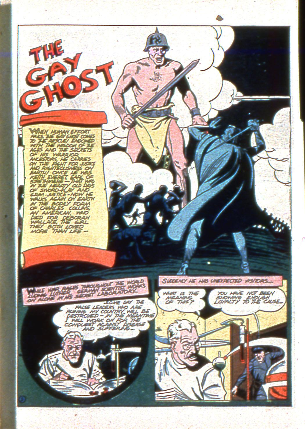 Read online Sensation (Mystery) Comics comic -  Issue #6 - 37