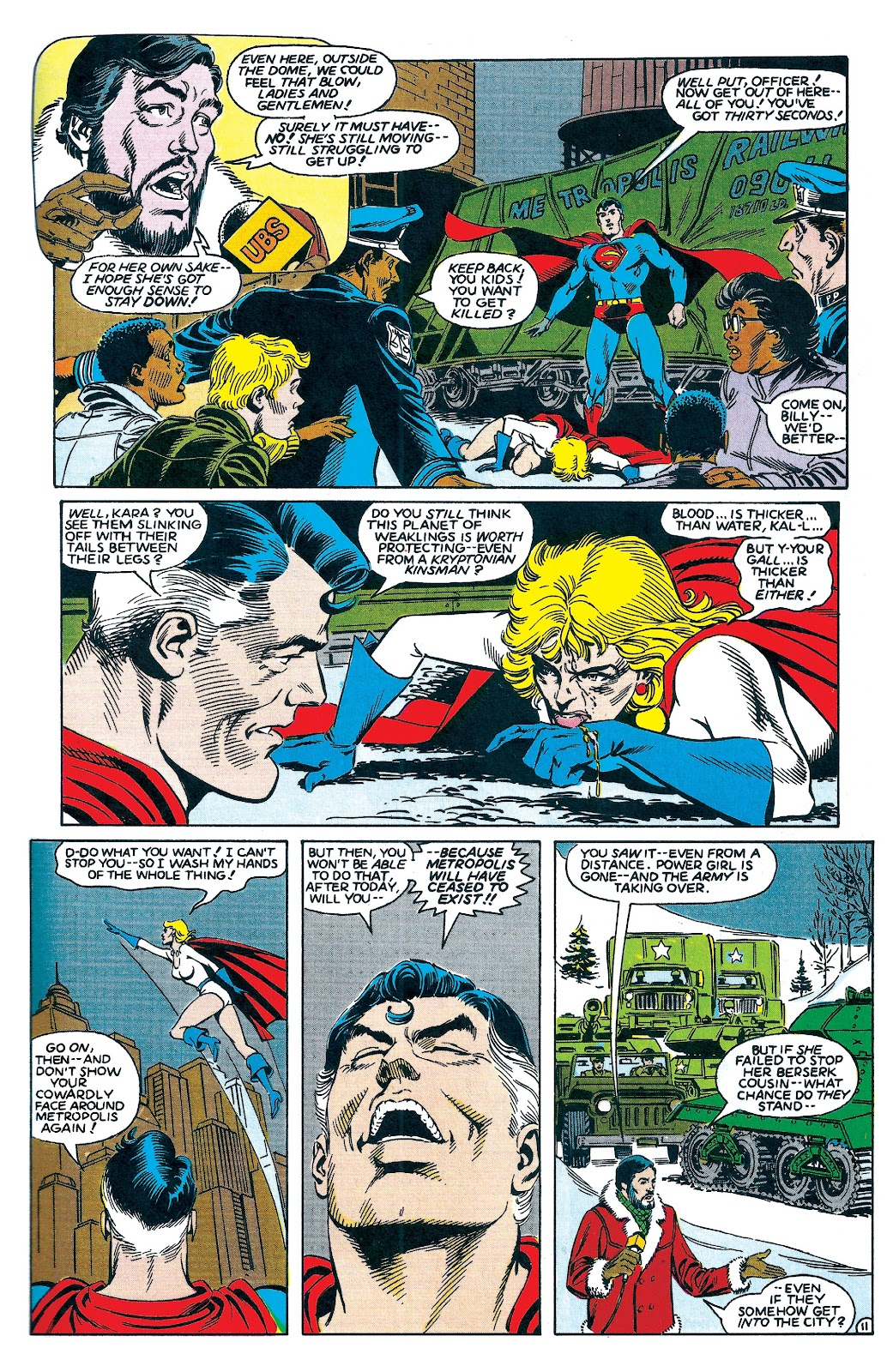 Infinity Inc. (1984) issue 7 - Page 11