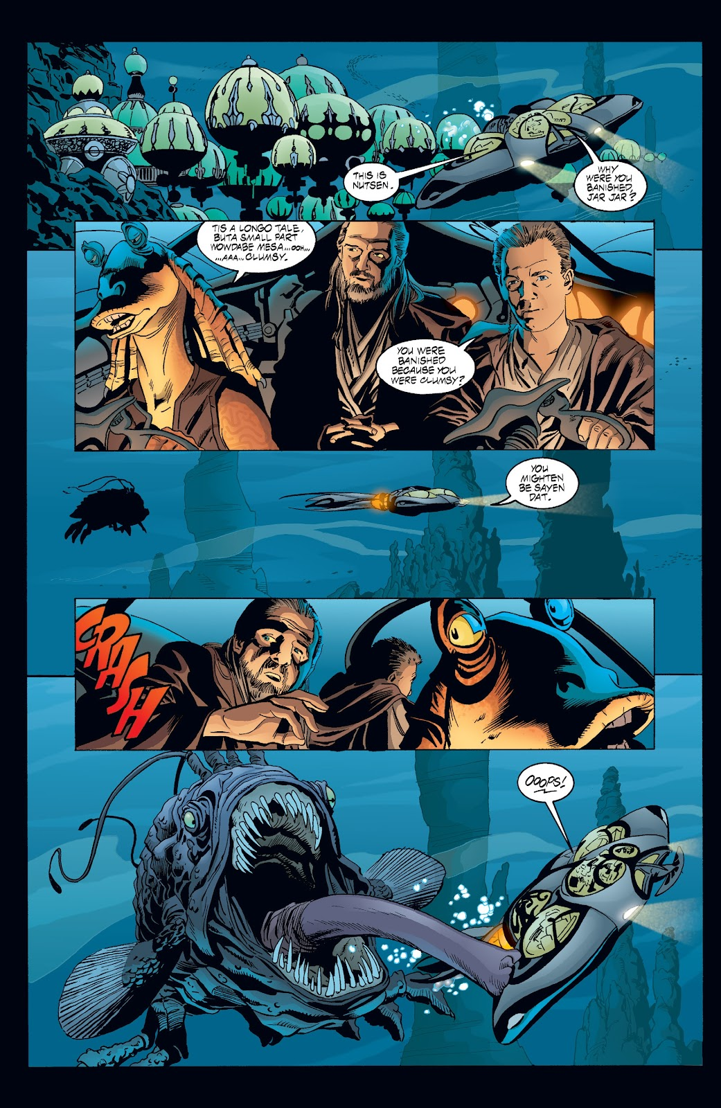 Read online Star Wars Legends: Rise of the Sith - Epic Collection comic -  Issue # TPB 2 (Part 3) - 53