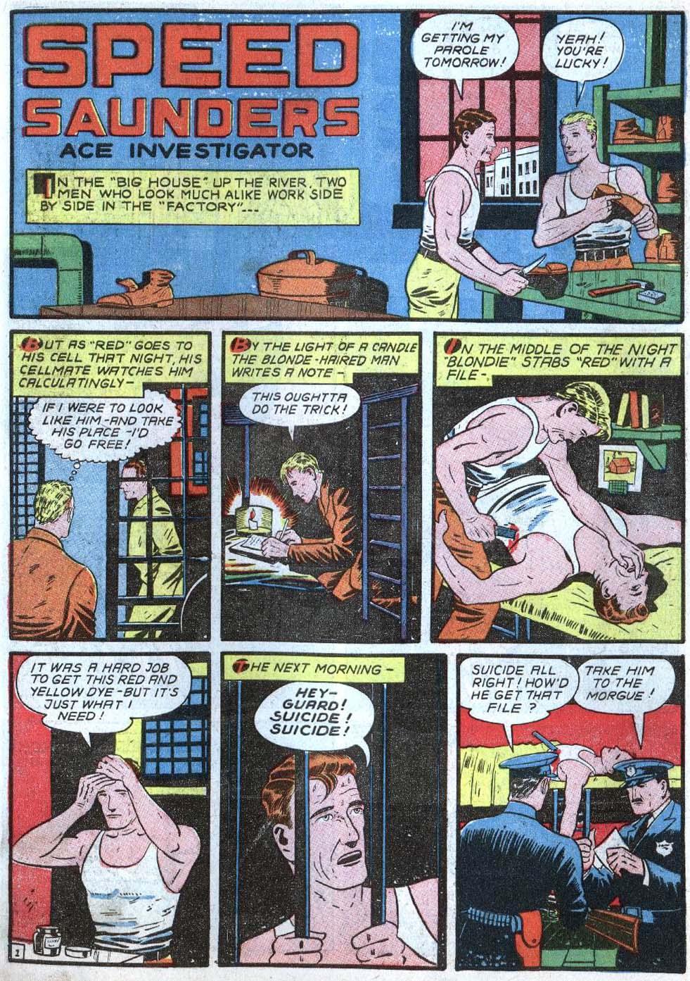 Read online Detective Comics (1937) comic -  Issue #43 - 38