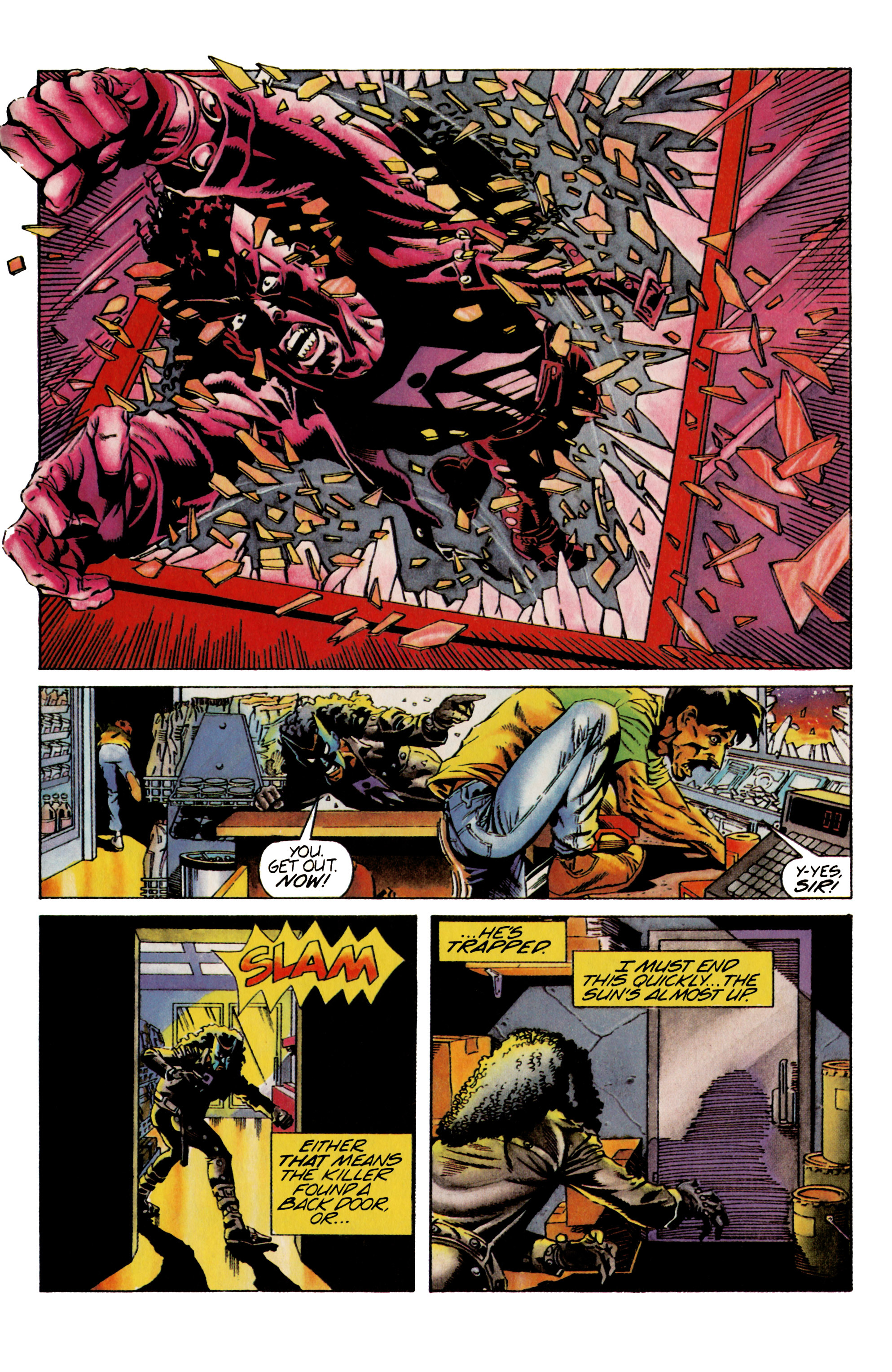 Read online Shadowman (1992) comic -  Issue #25 - 13