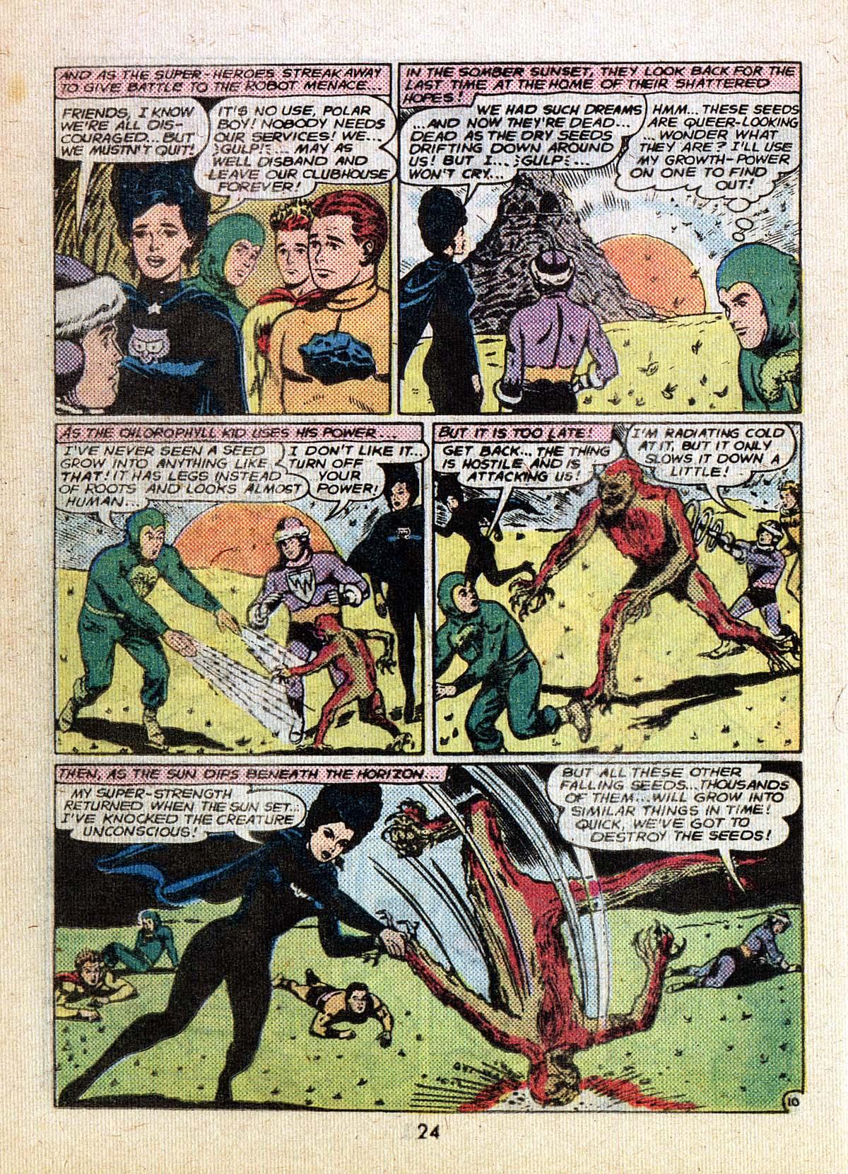 Read online Adventure Comics (1938) comic -  Issue #500 - 24