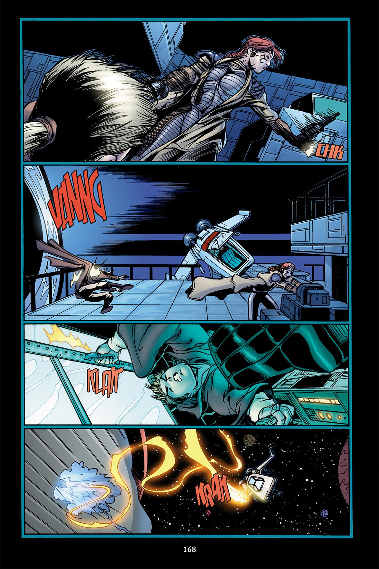 Read online Star Wars Omnibus comic -  Issue # Vol. 10 - 167