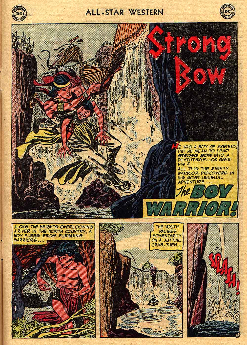 Read online All-Star Western (1951) comic -  Issue #80 - 11