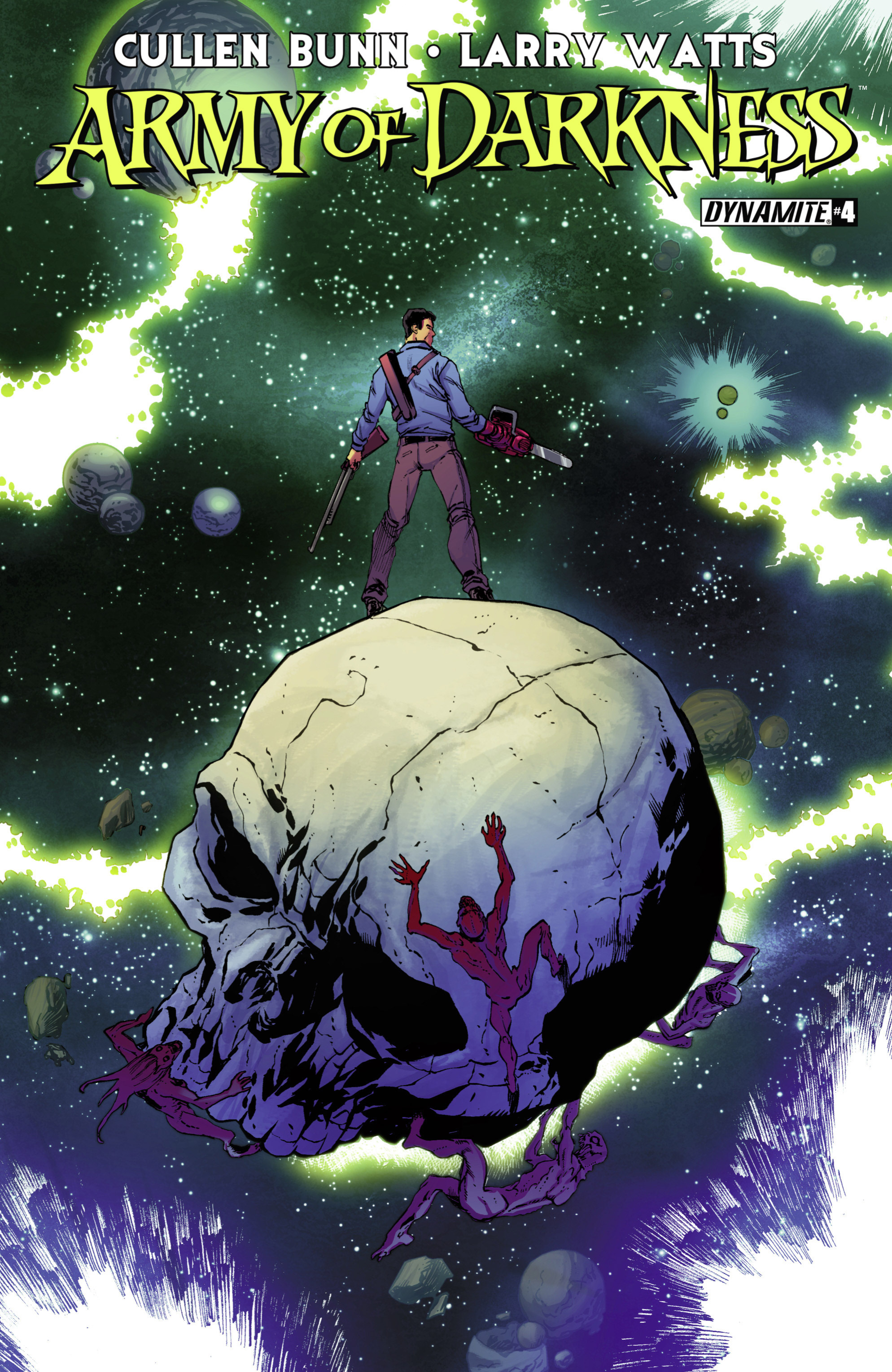 Read online Army of Darkness (2014) comic -  Issue #4 - 2