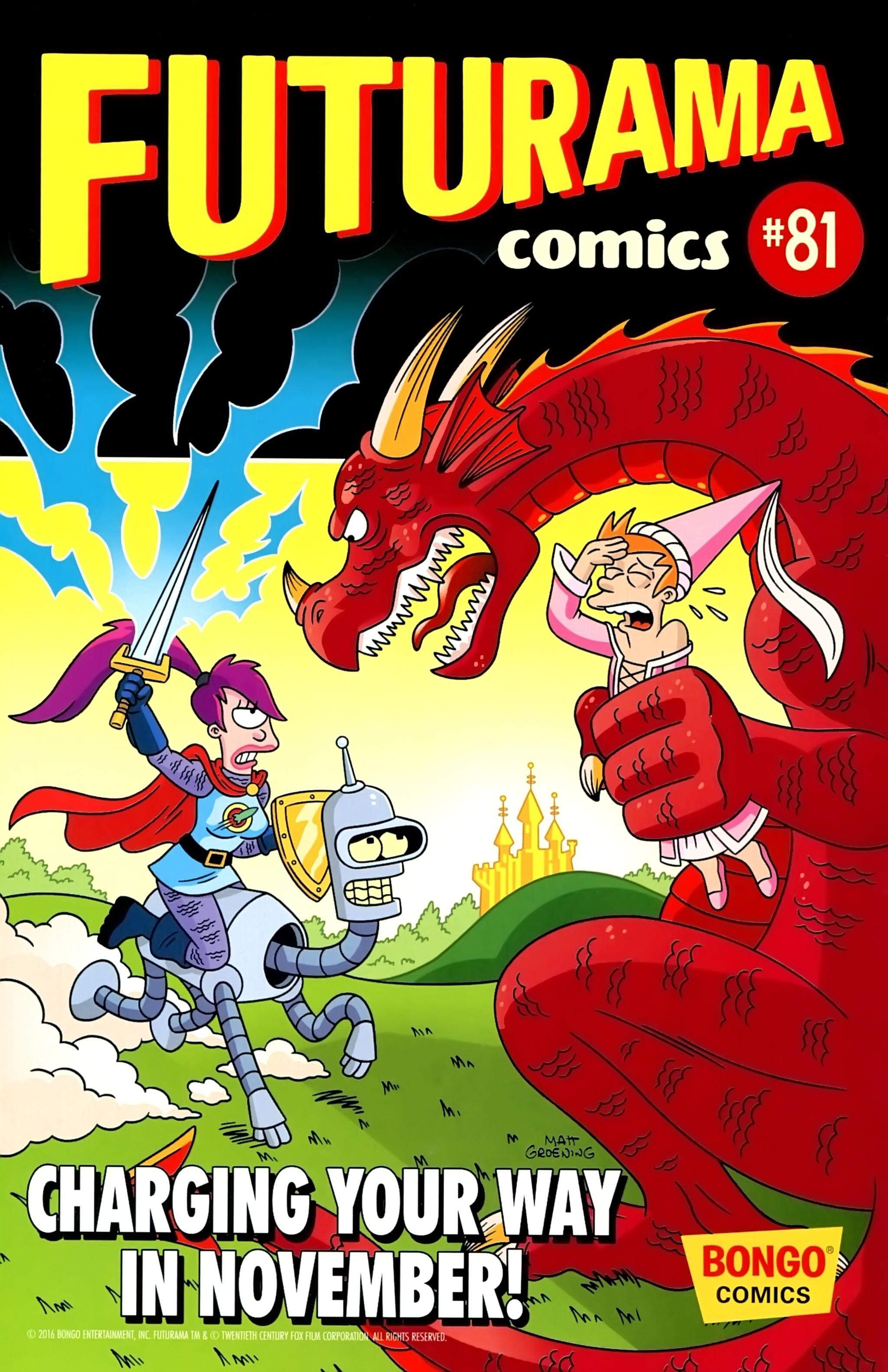 Read online Simpsons Comics comic -  Issue #234 - 18