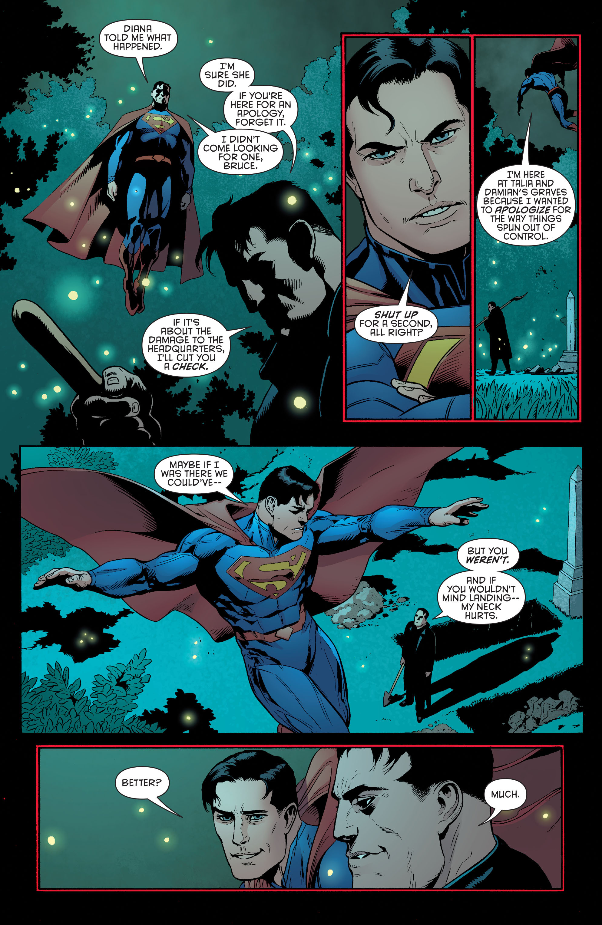 Read online Batman and Robin (2011) comic -  Issue #33 - 17