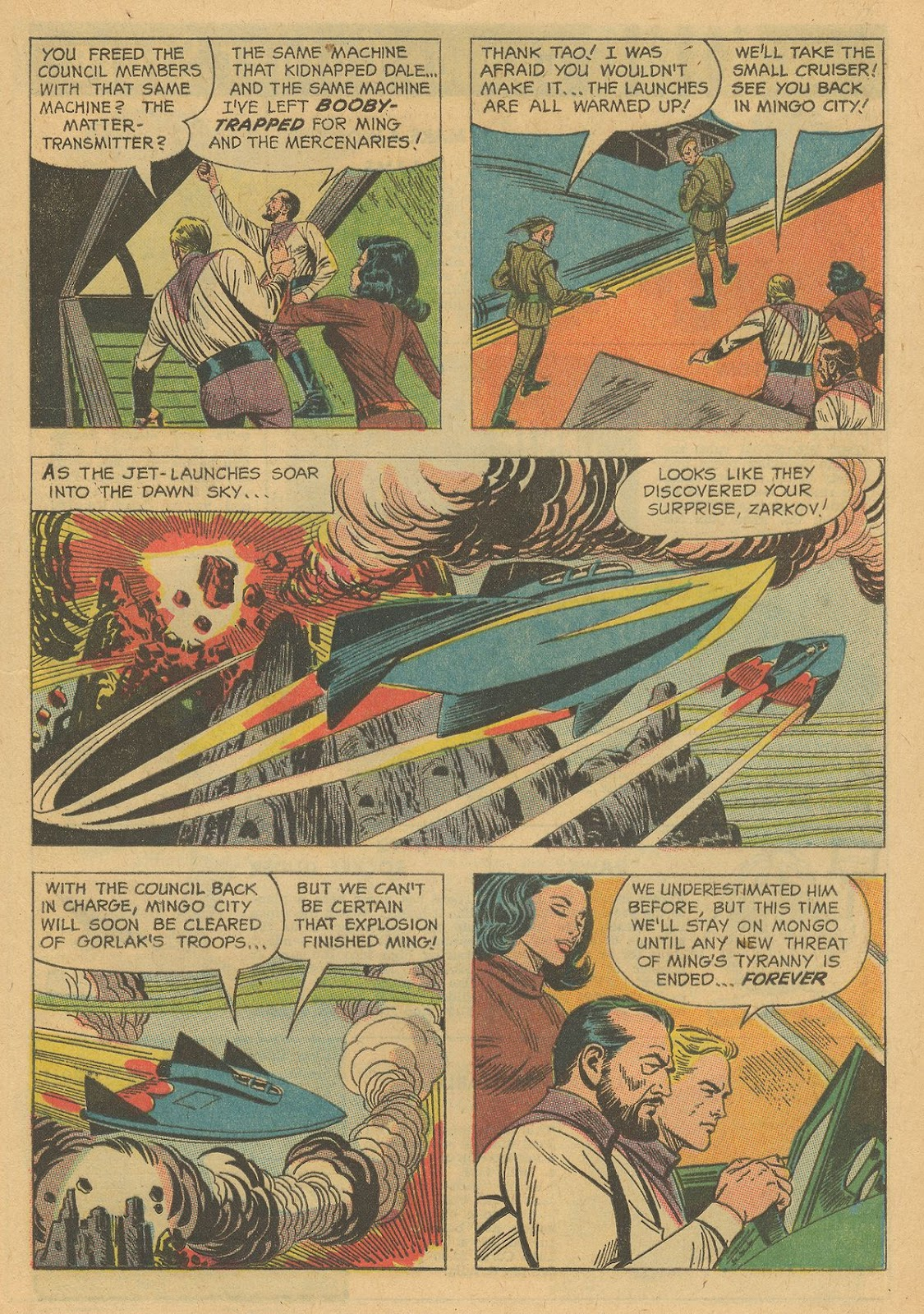 Flash Gordon (1966) issue 2 - Page 17