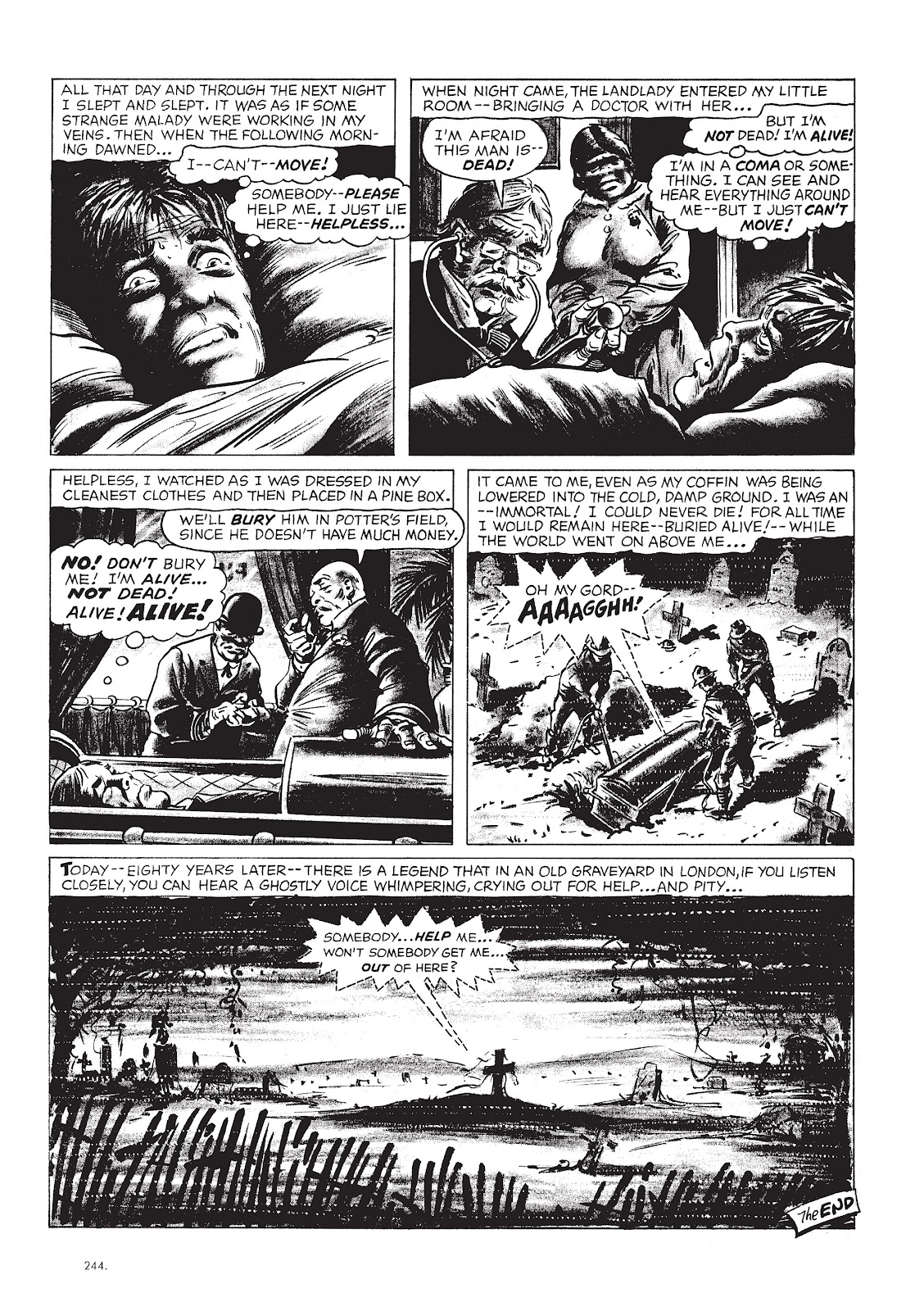 Read online The Bill Everett Archives comic -  Issue # TPB 2 (Part 3) - 42