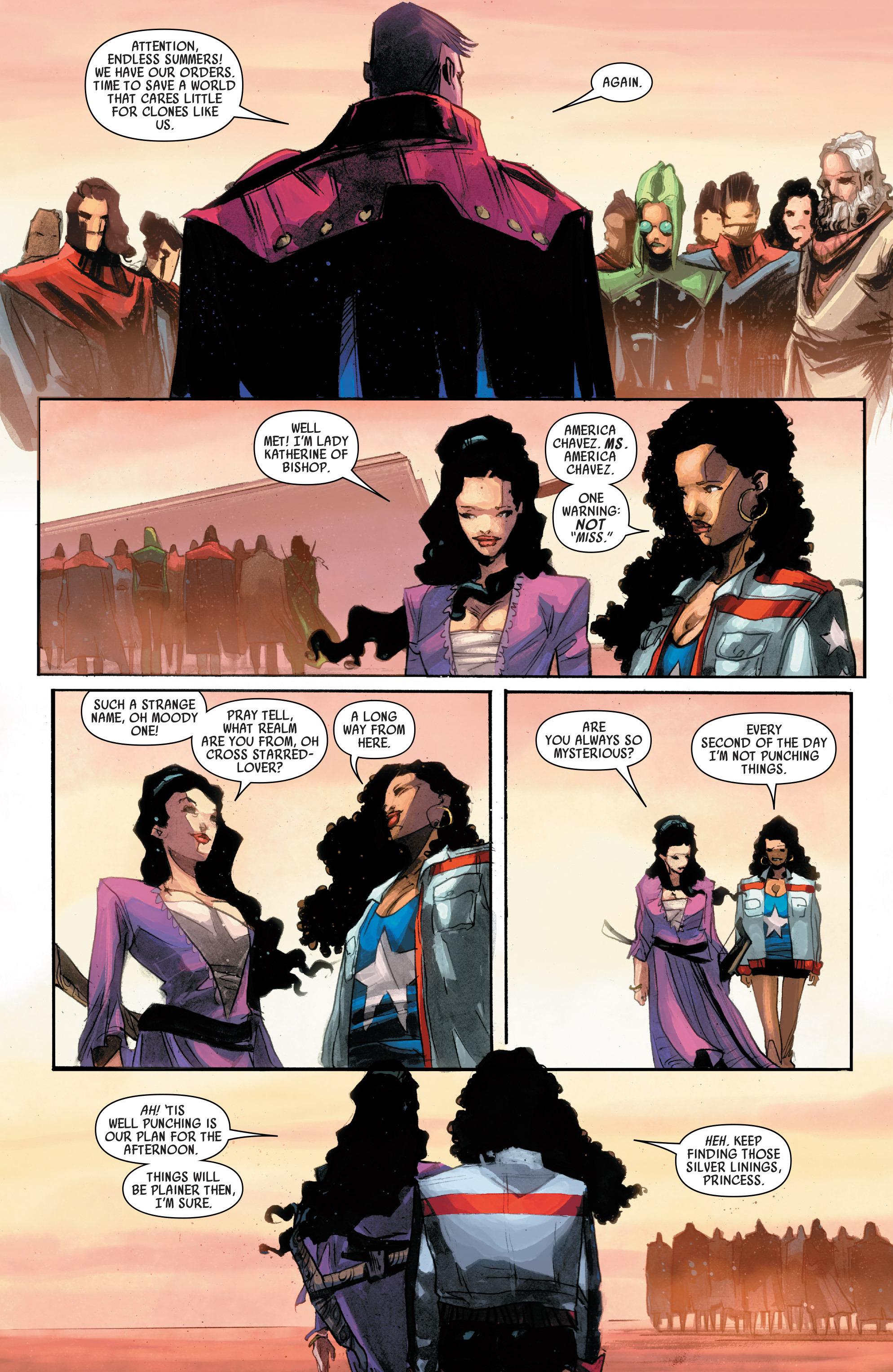 Read online Siege (2015) comic -  Issue #1 - 9