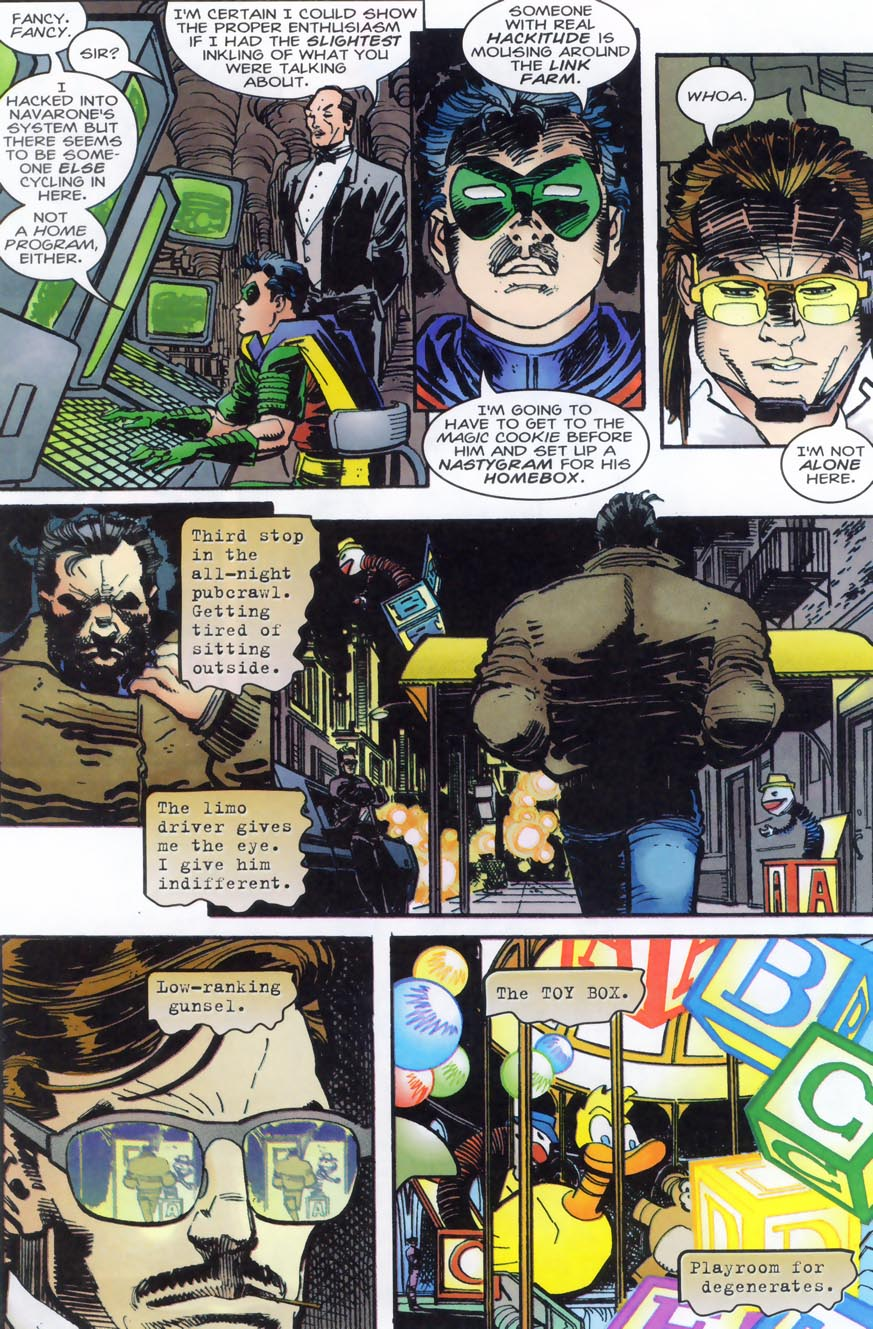 Read online Punisher/Batman: Deadly Knights comic -  Issue # Full - 23