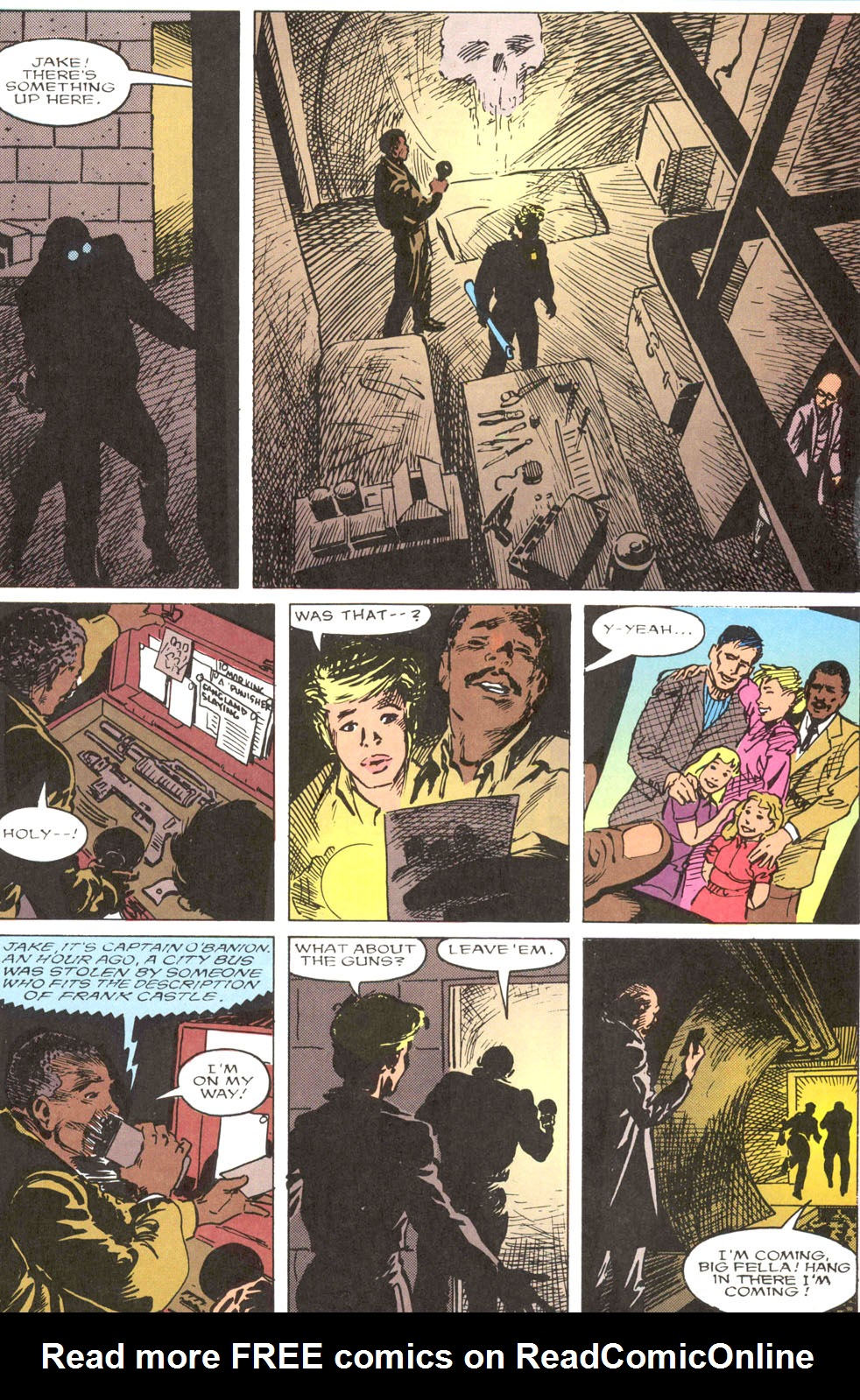 The Punisher Movie Special issue Full - Page 48