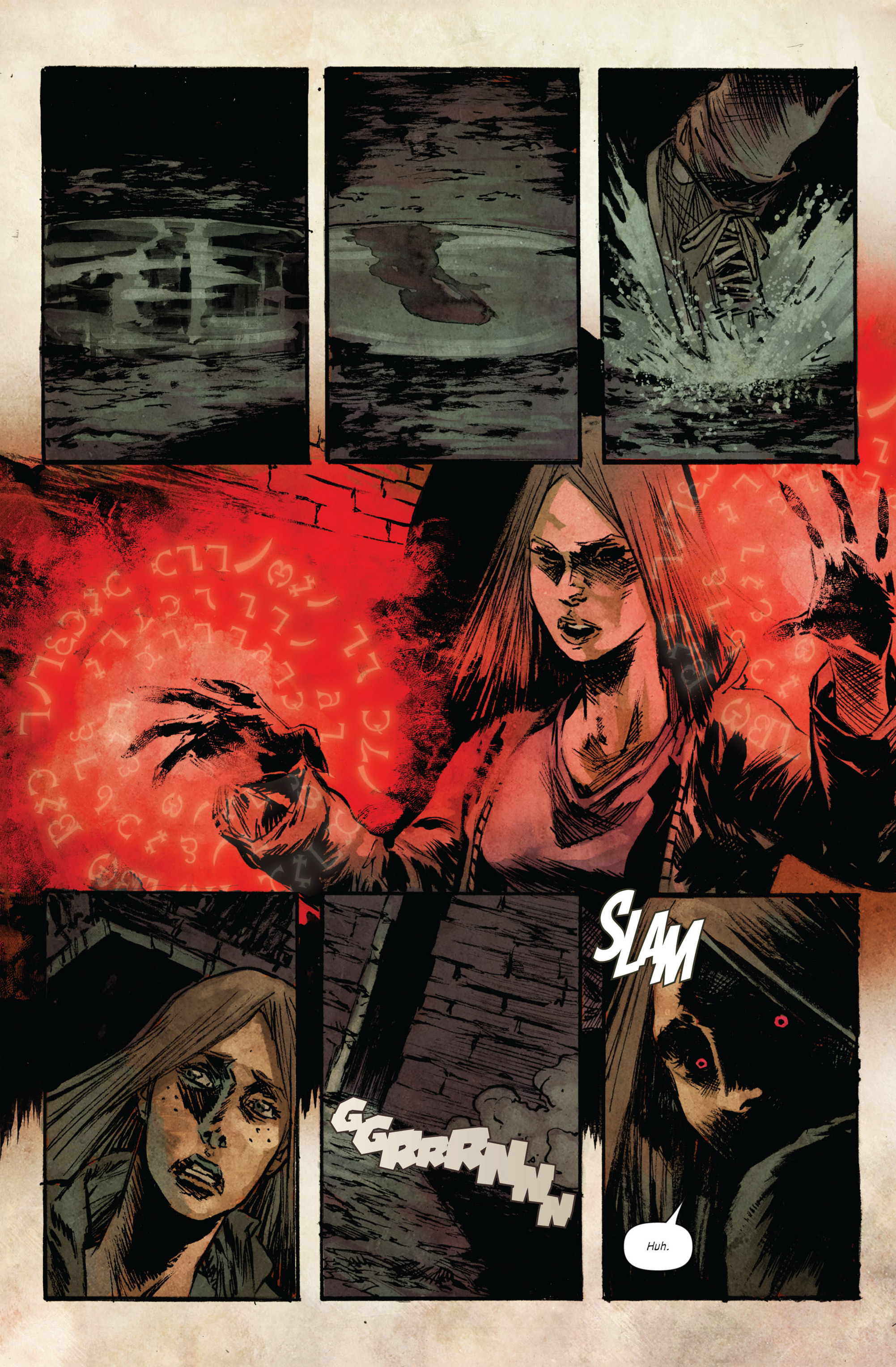 Read online Hoax Hunters (2015) comic -  Issue #4 - 3