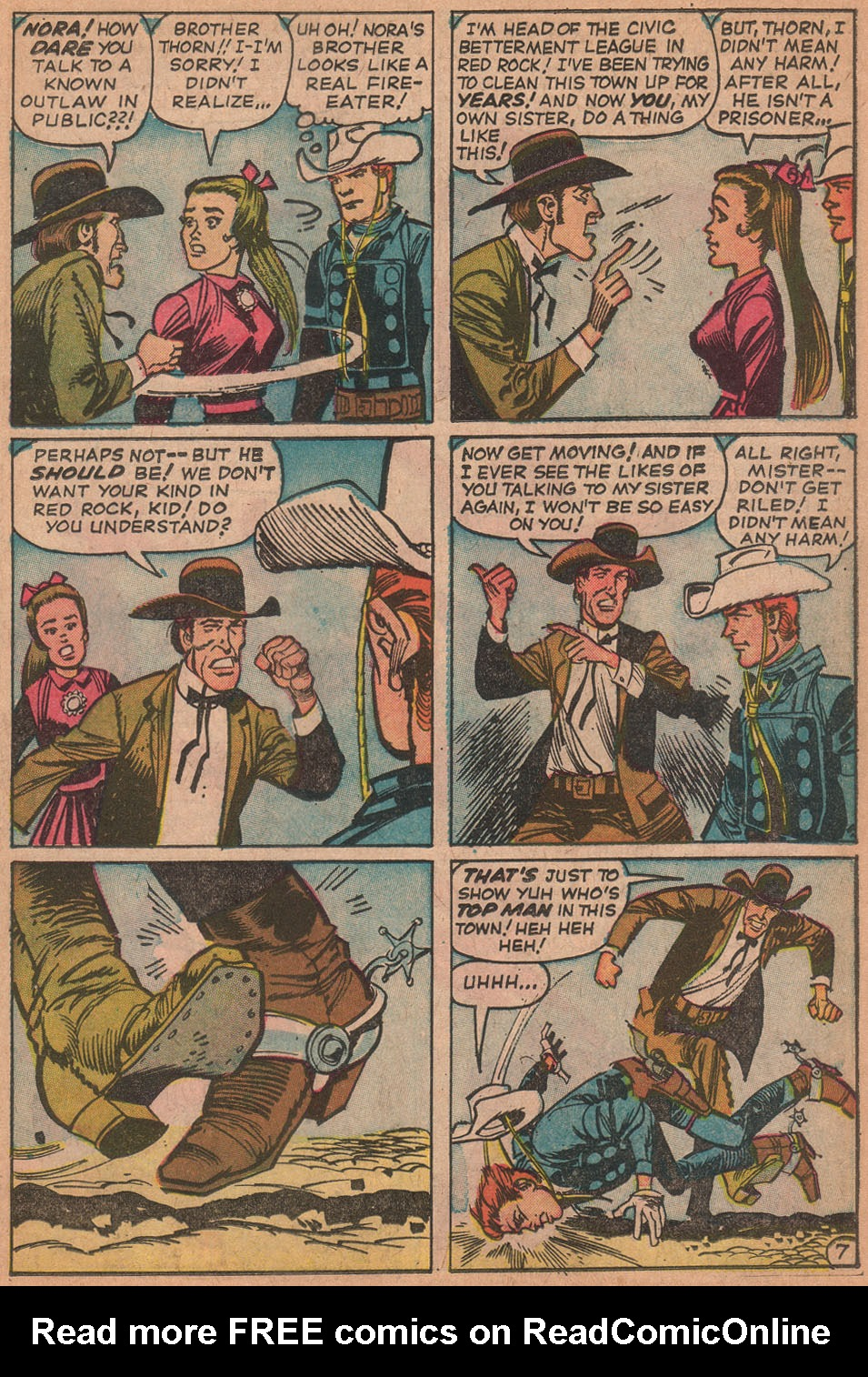 The Rawhide Kid (1955) issue 35 - Page 11
