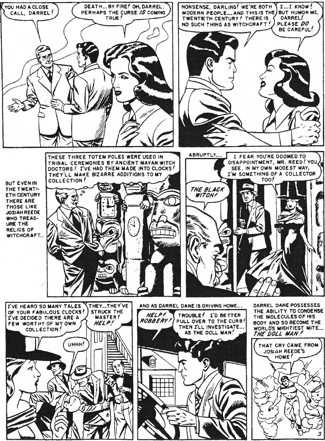 Read online Men of Mystery Comics comic -  Issue #73 - 62