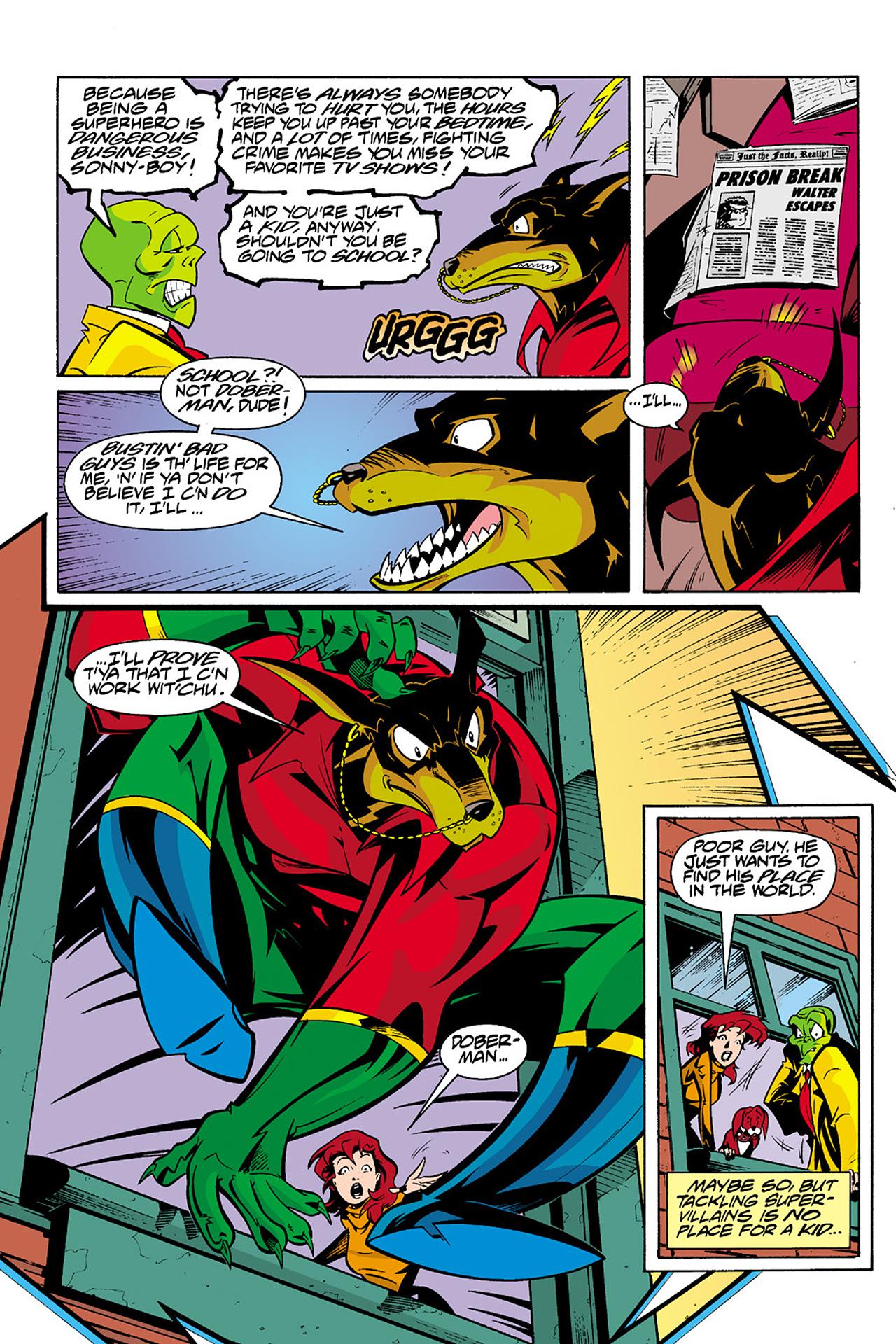 Read online Adventures Of The Mask Omnibus comic -  Issue #Adventures Of The Mask Omnibus Full - 288