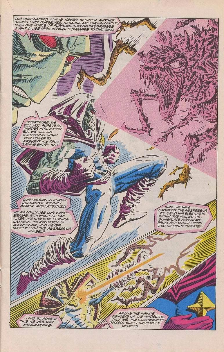 Read online Sleepwalker comic -  Issue #3 - 10