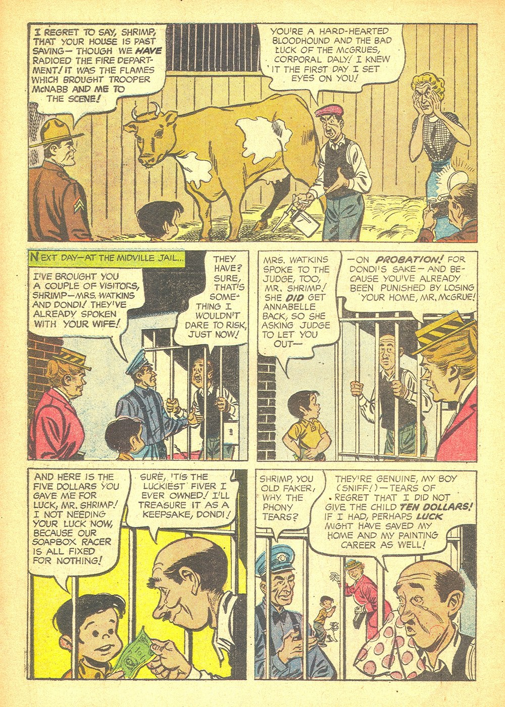 Four Color Comics issue 1276 - Page 34