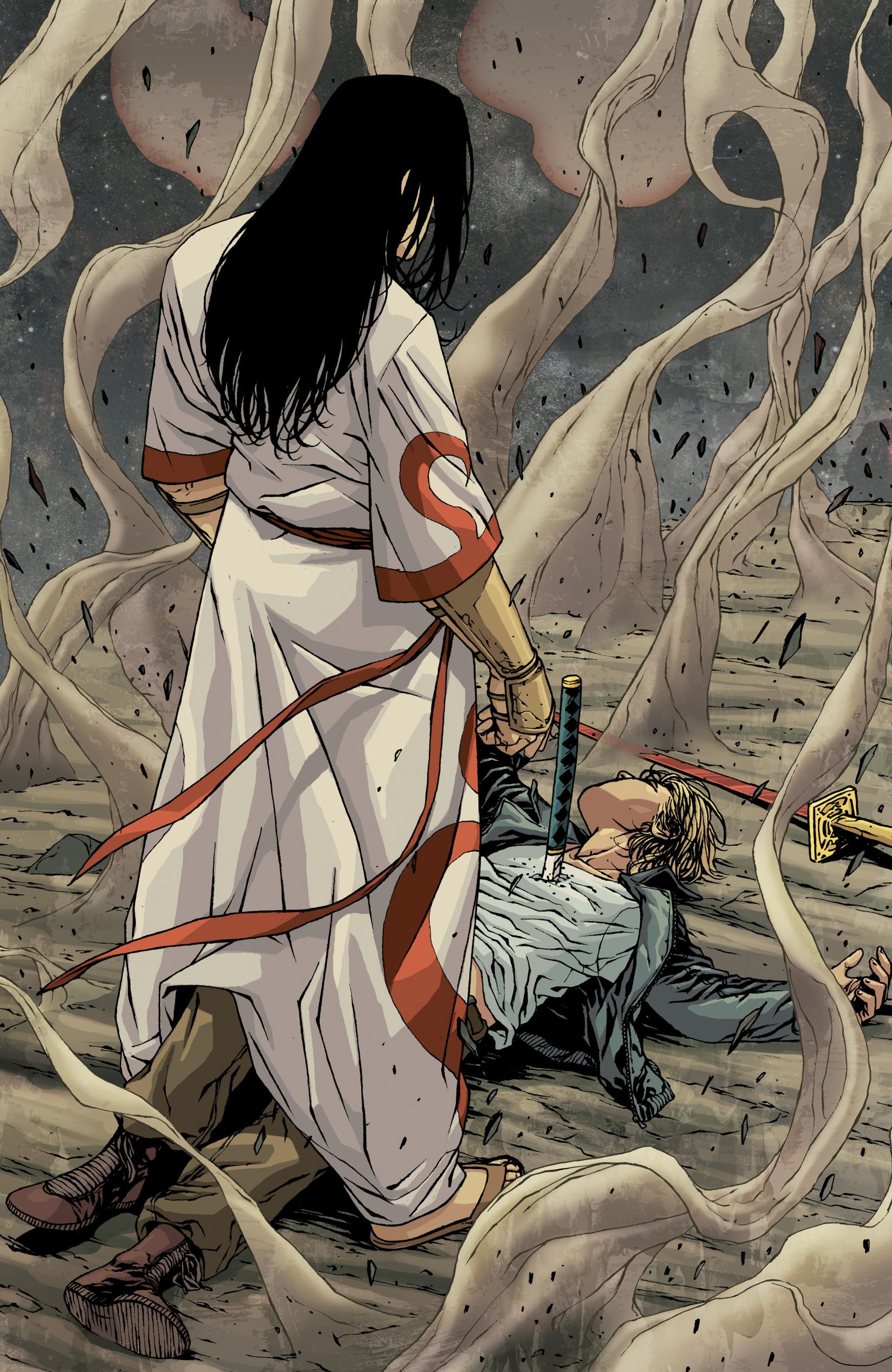 Read online Secret Warriors comic -  Issue #22 - 4