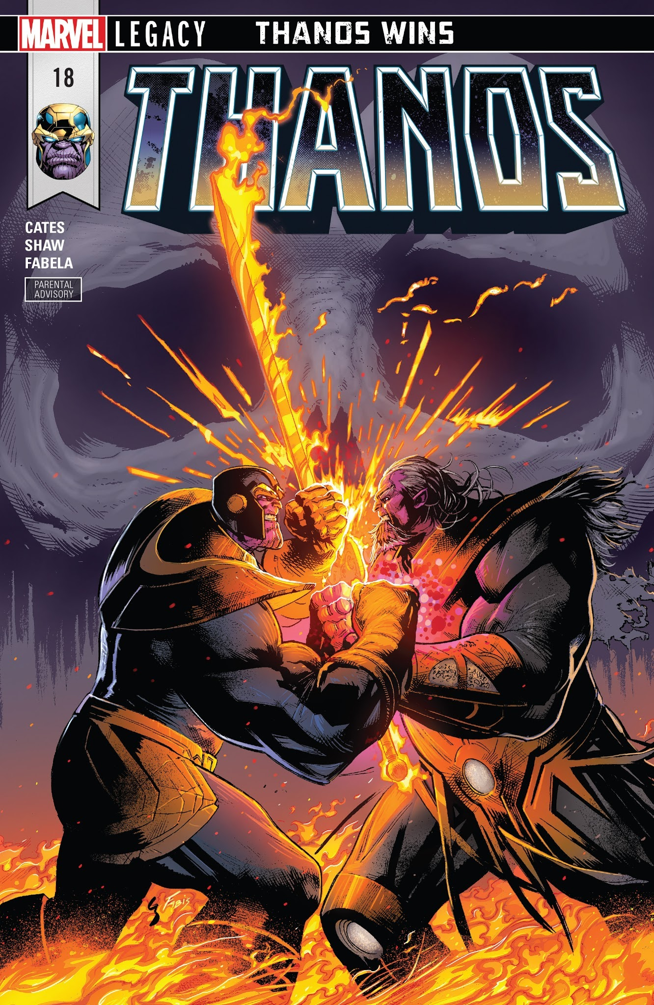 Thanos (2016) 18 Page 1