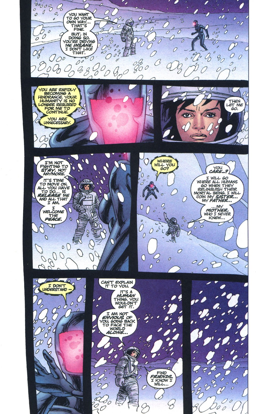 Wildcats (1999) Issue #13 #14 - English 19