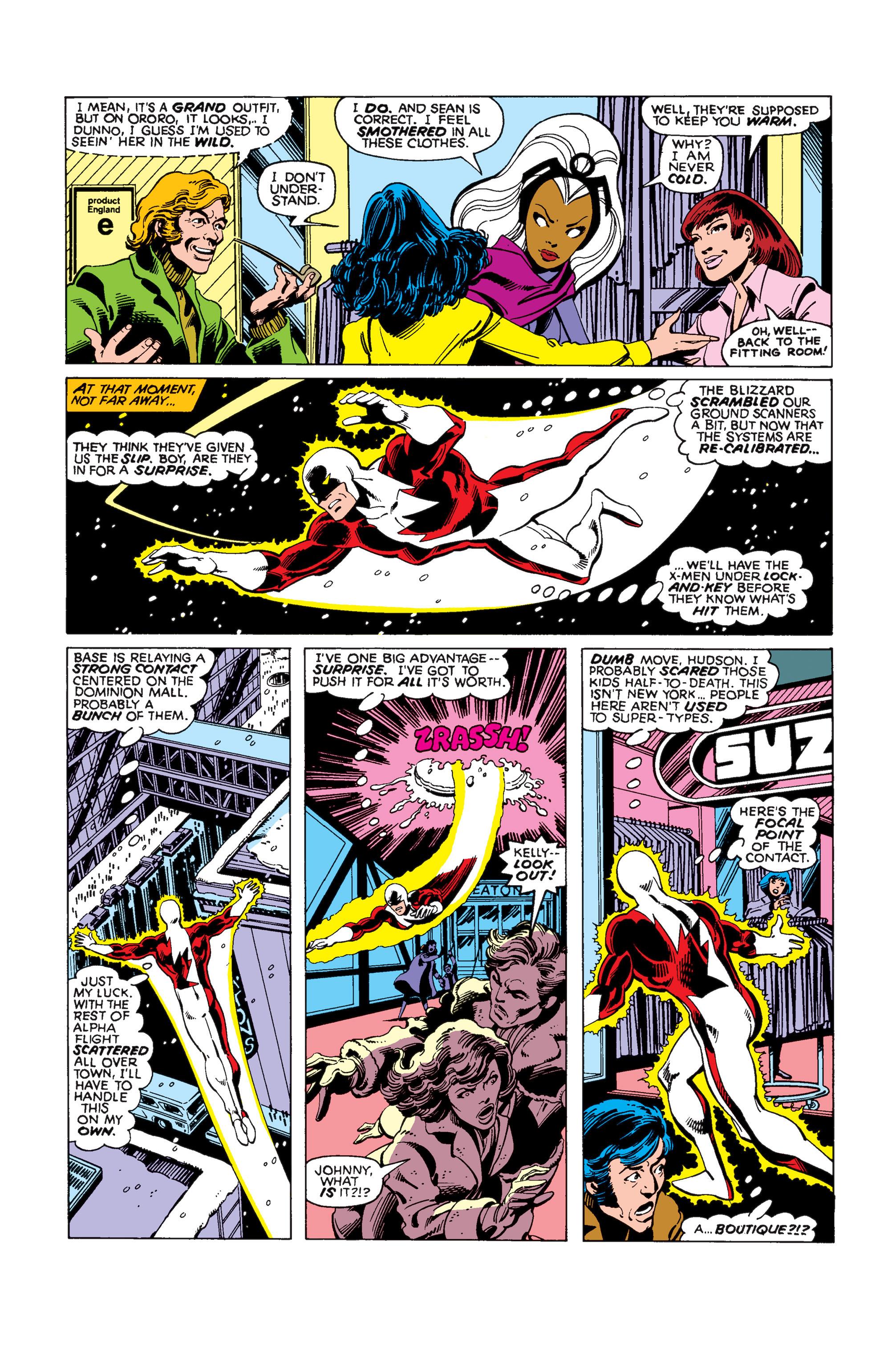 Uncanny X-Men (1963) 120 Page 13